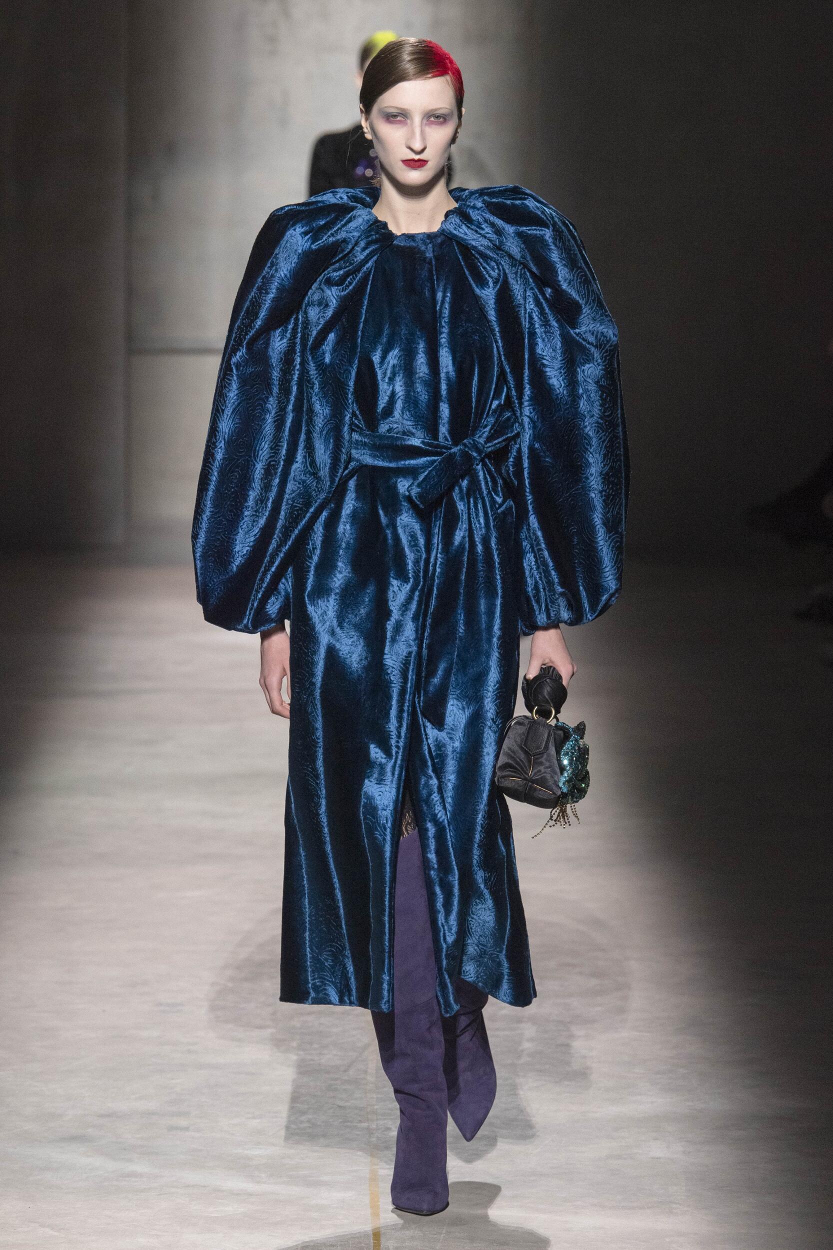 Dries Van Noten Womenswear Collection Trends