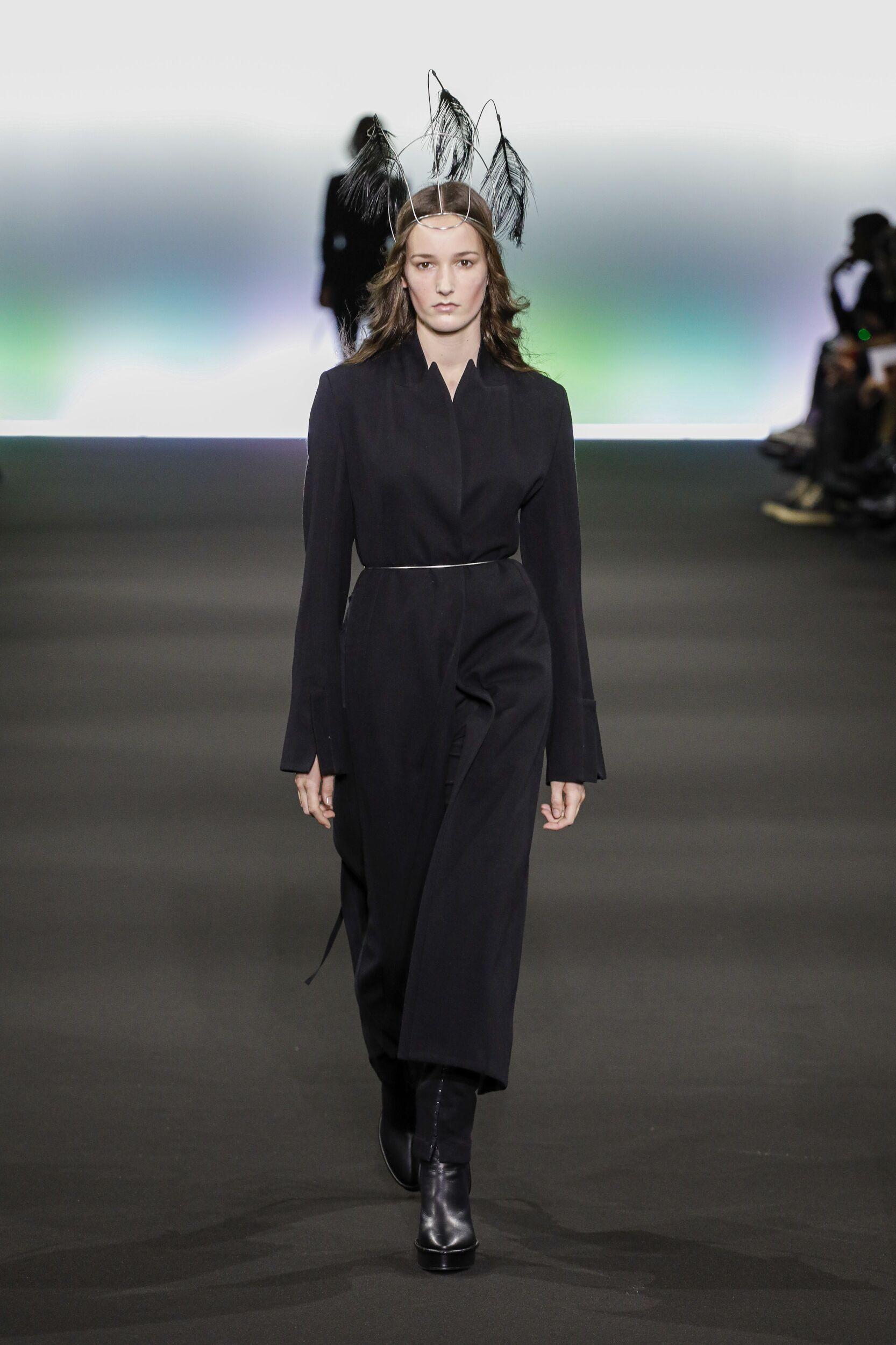 FW 2020 21 Ann Demeulemeester Fashion Show