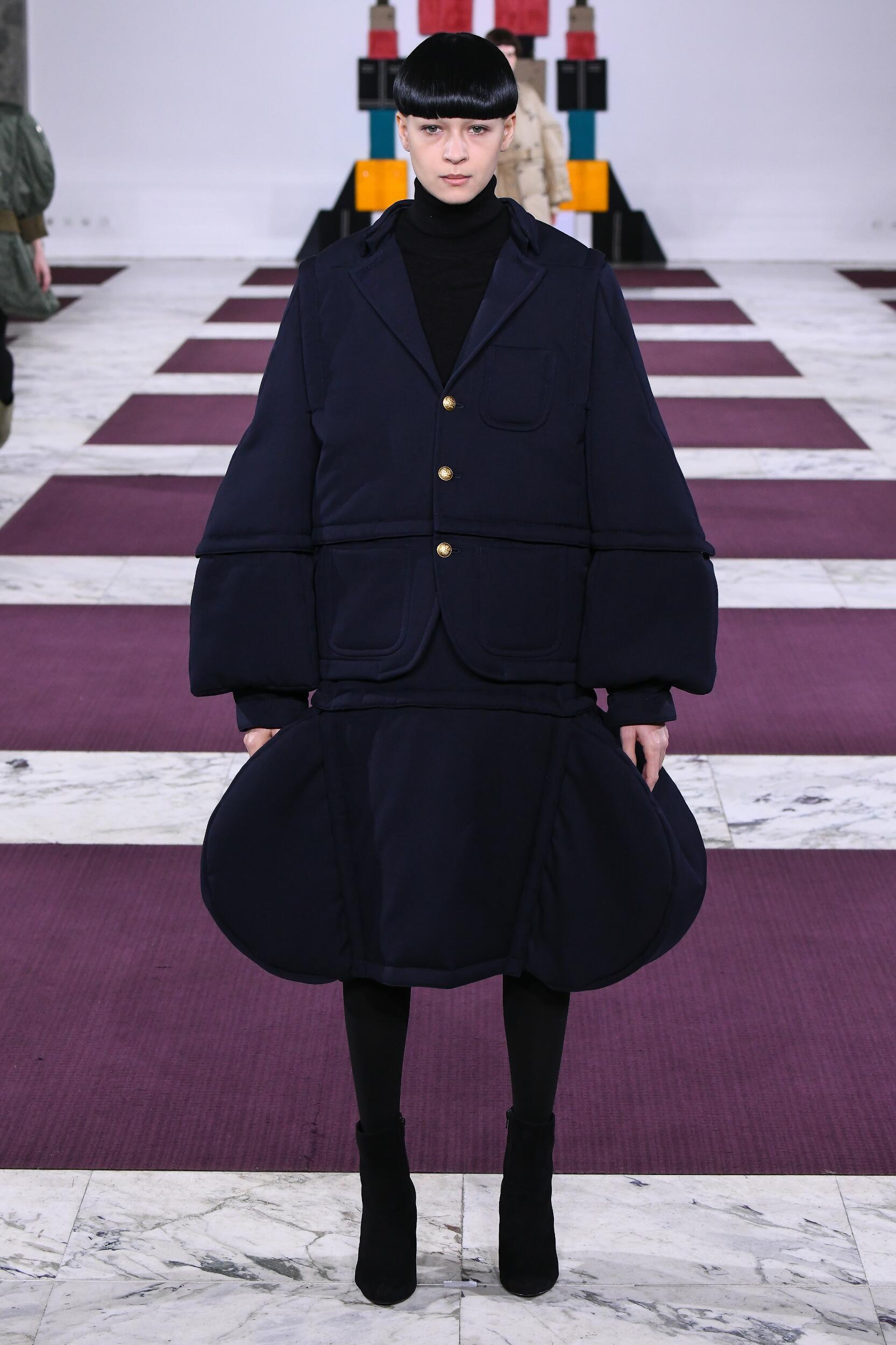 FW 2020-21 Anrealage Fashion Show
