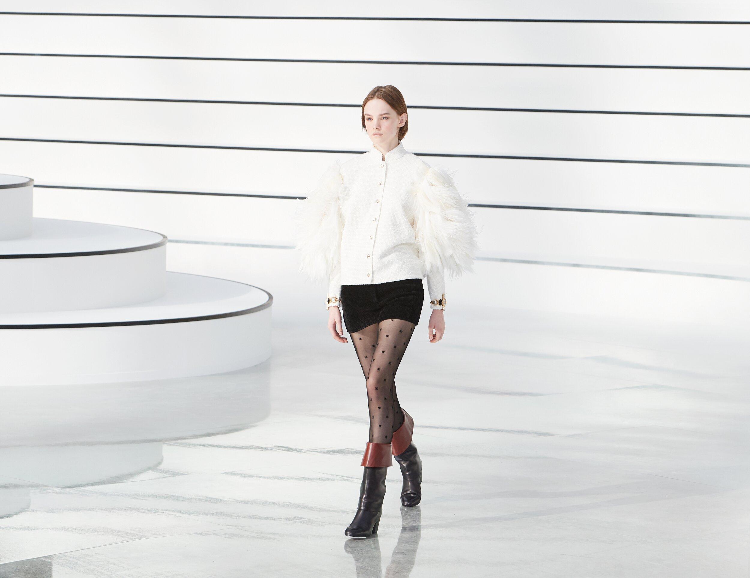 FW 2020-21 Chanel Fashion Show Paris Fashion Week