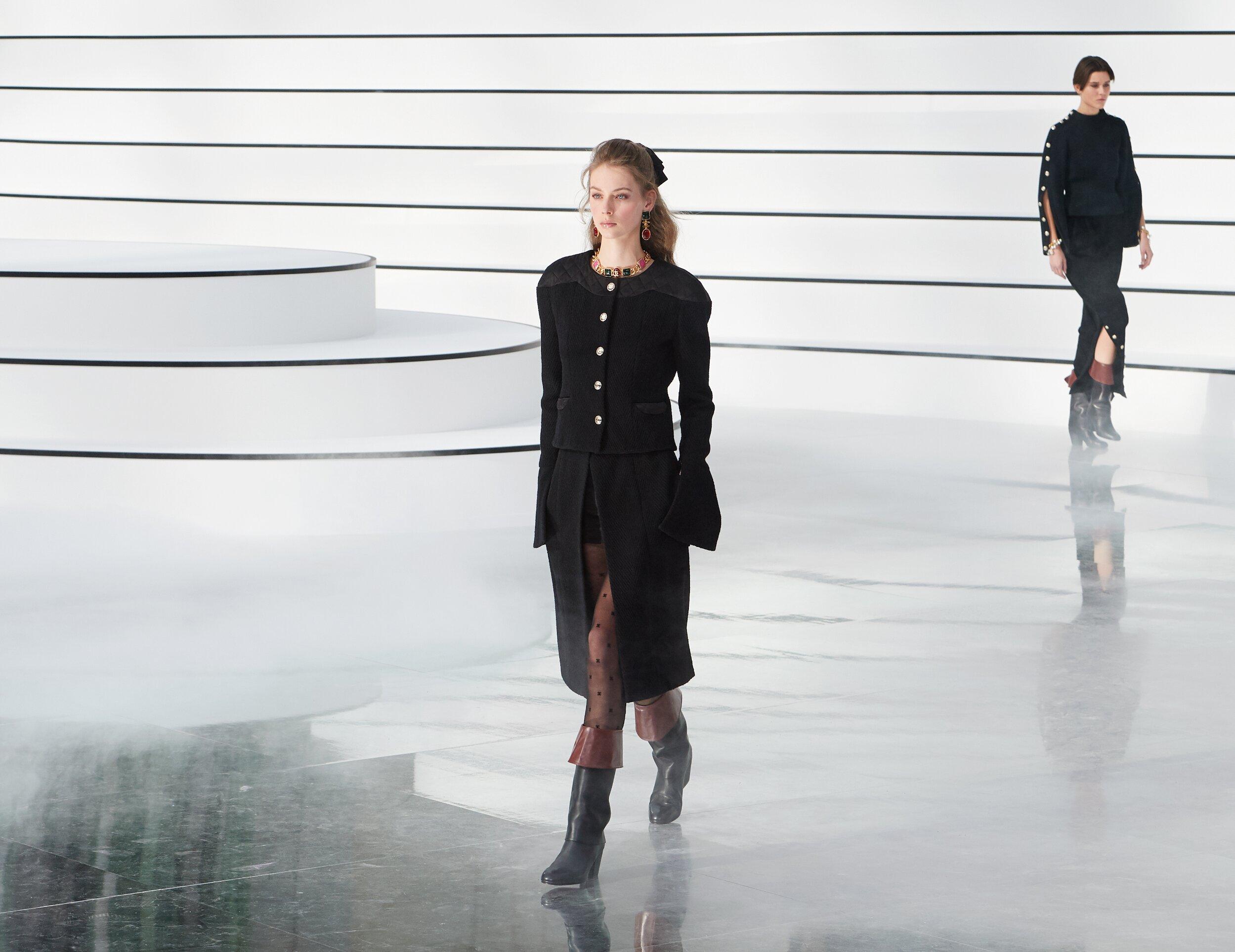 FW 2020-21 Chanel Fashion Show Paris