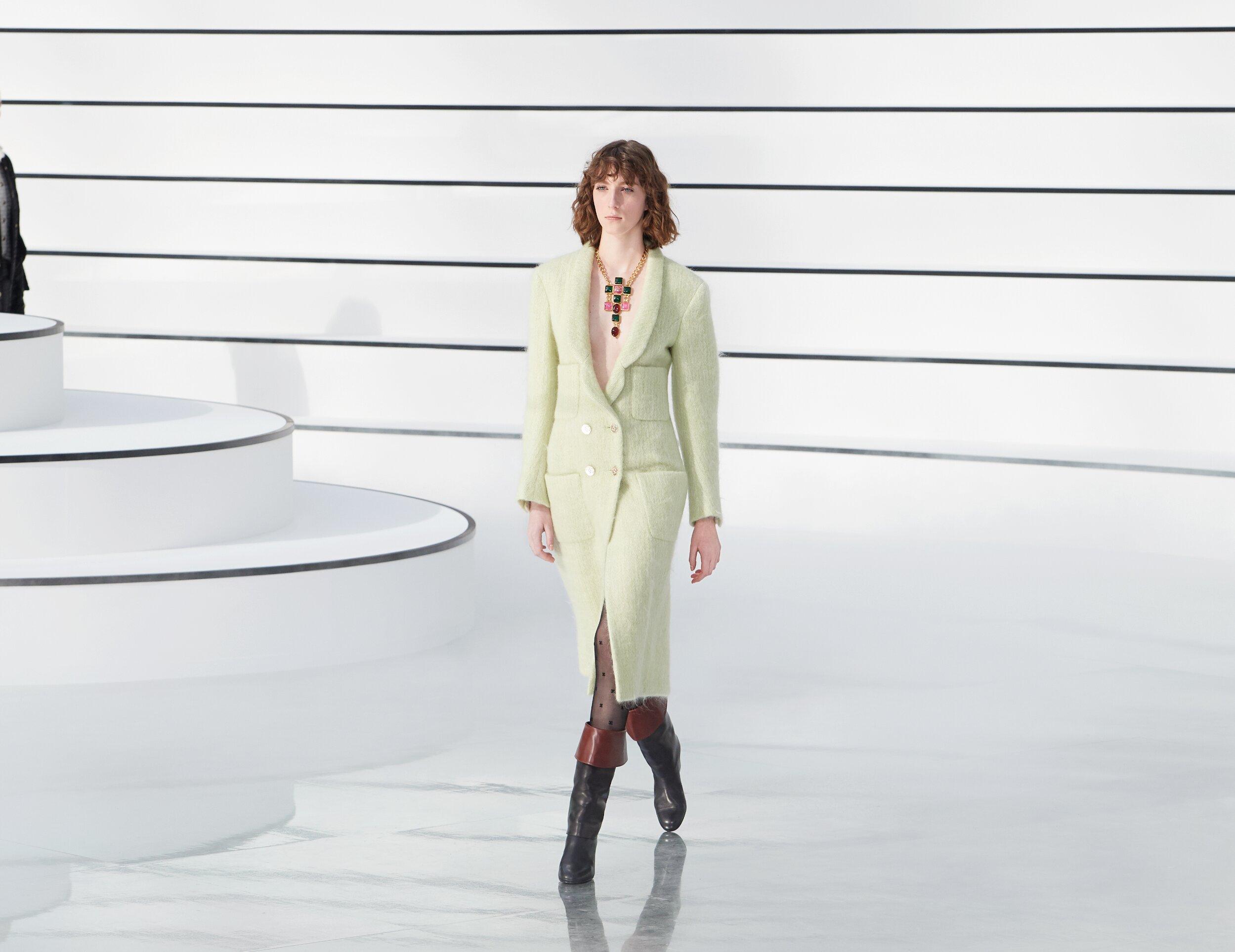 FW 2020-21 Chanel Fashion Show