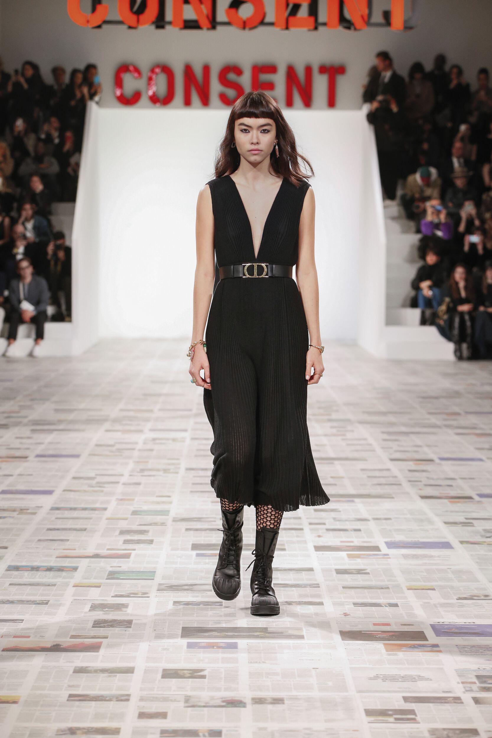 FW 2020-21 Dior Fashion Show