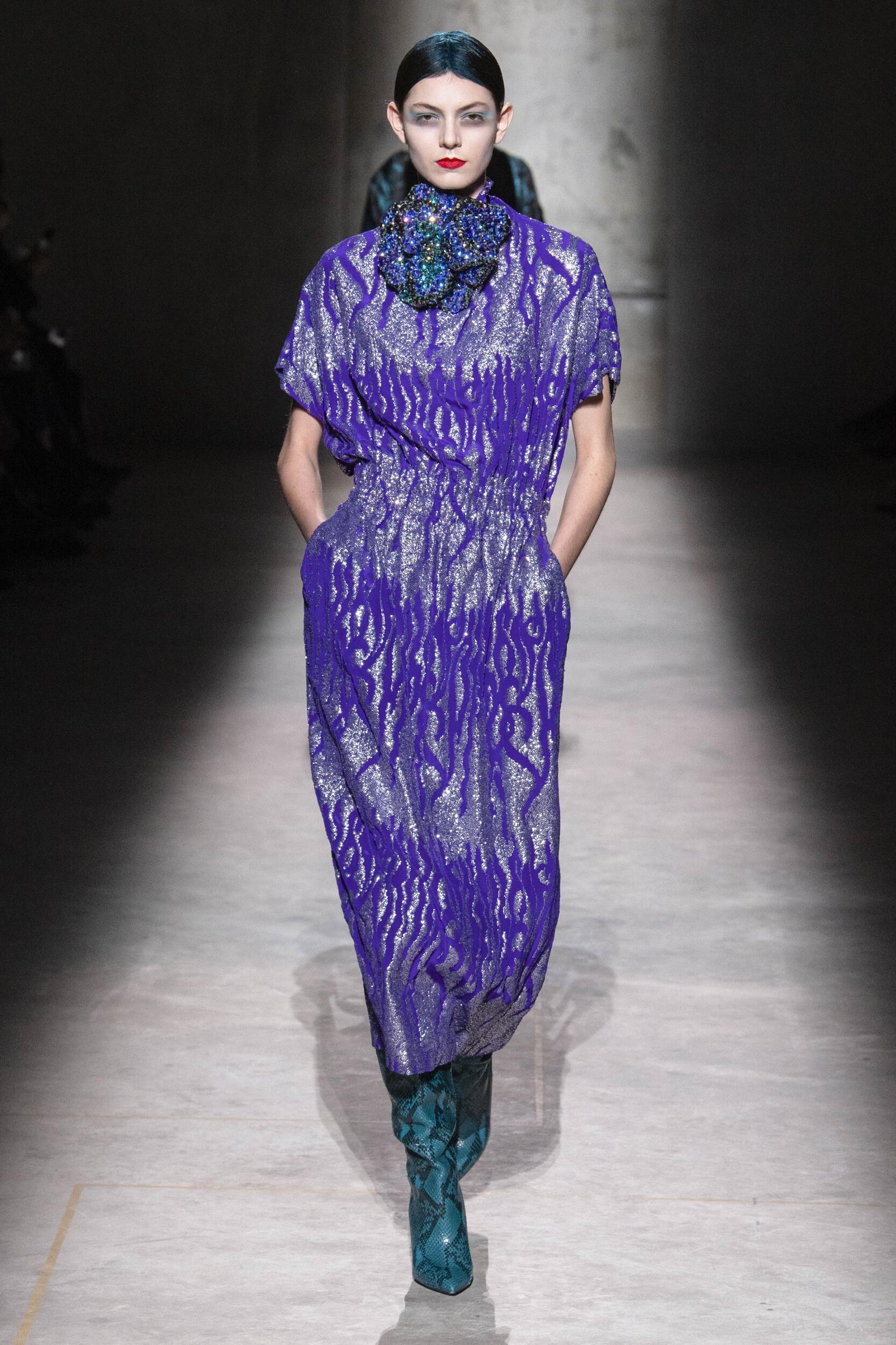 FW 2020-21 Dries Van Noten Fashion Show Paris Fashion Week