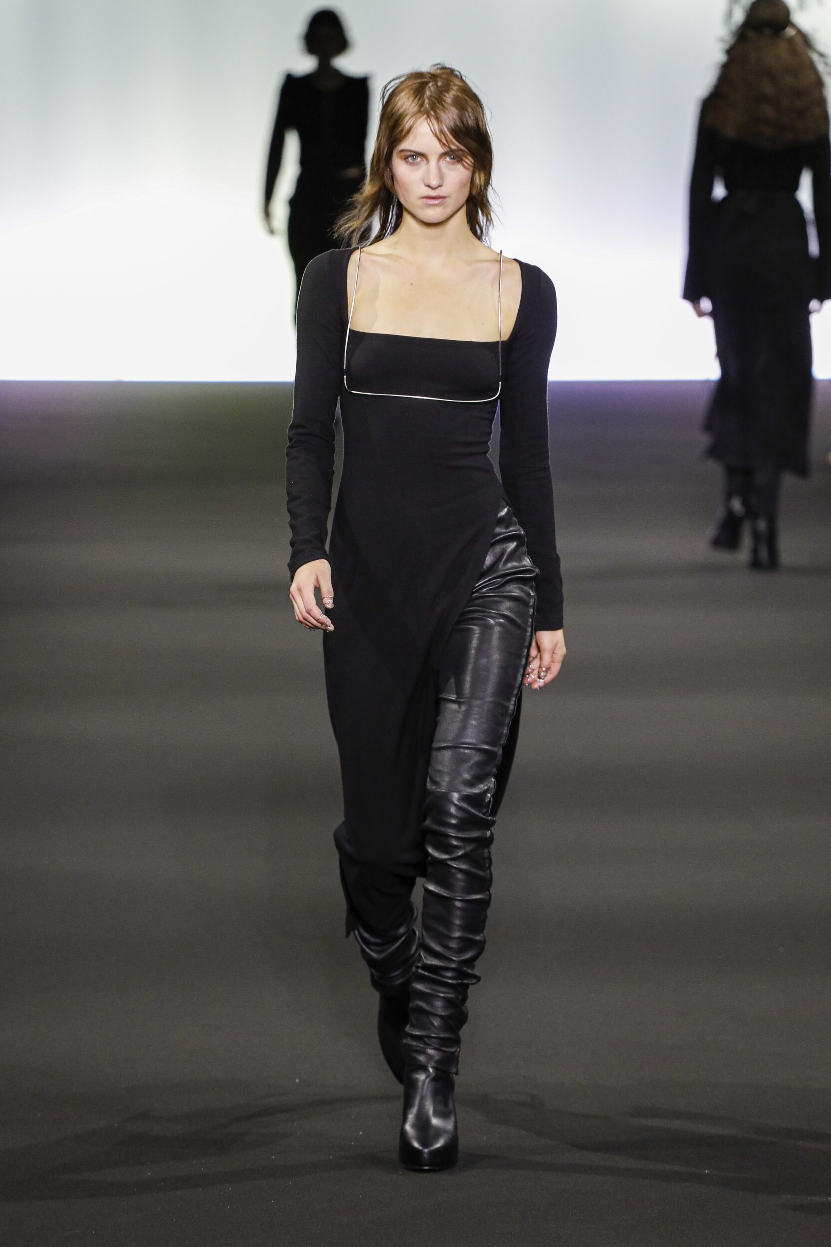 FW 2020 21 Fashion Show Ann Demeulemeester