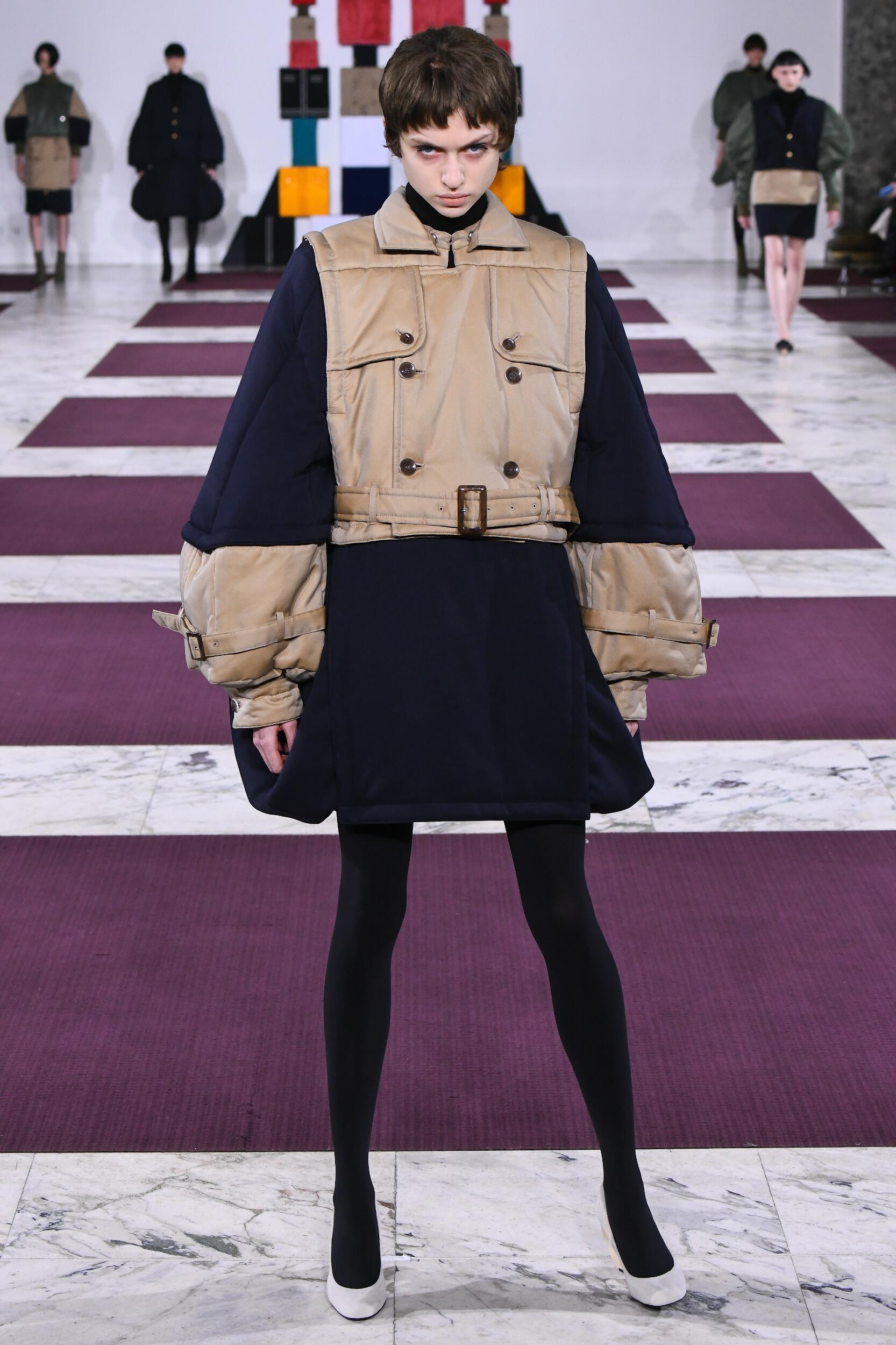 FW 2020-21 Fashion Show Anrealage
