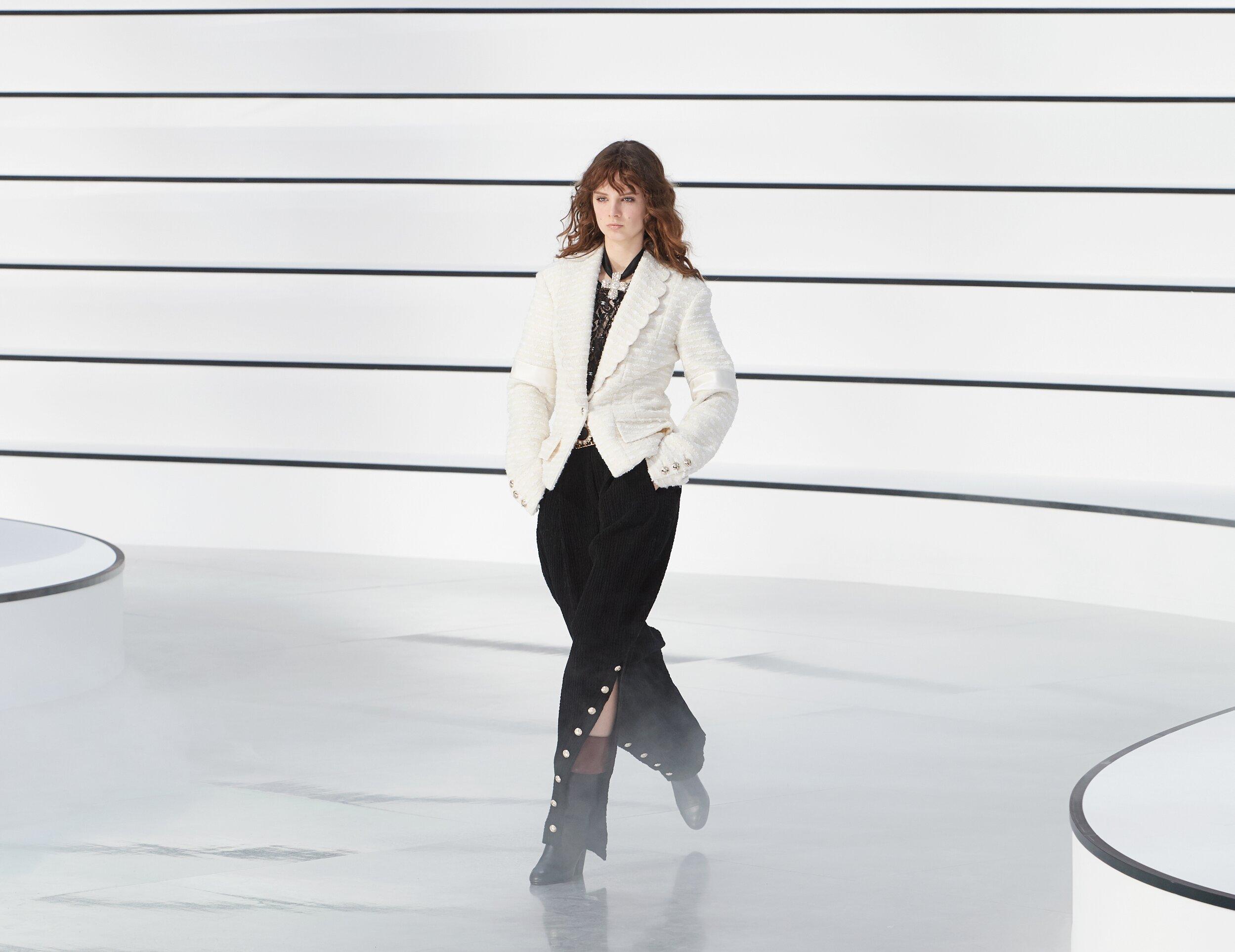FW 2020-21 Fashion Show Chanel