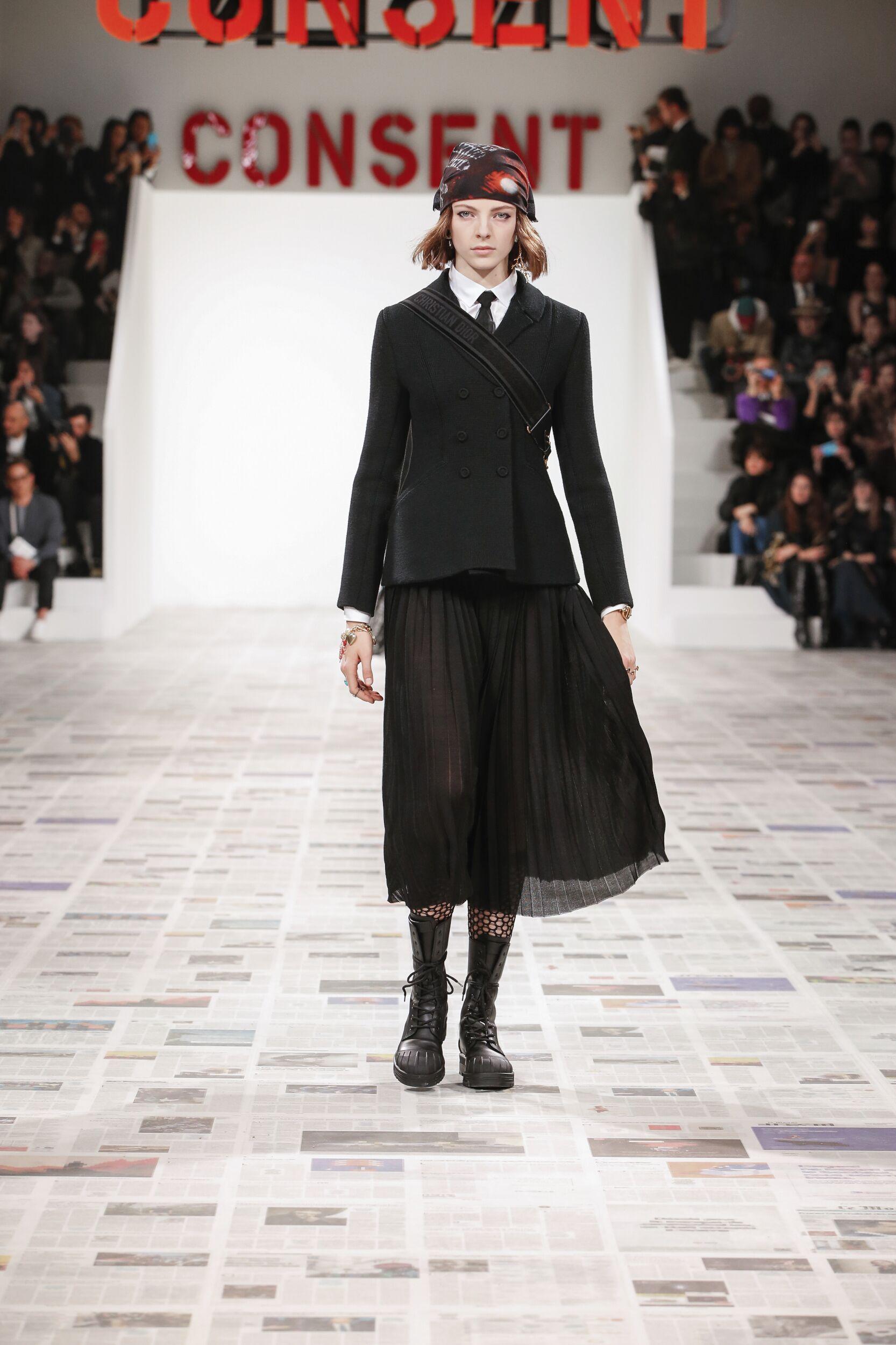 FW 2020-21 Fashion Show Dior