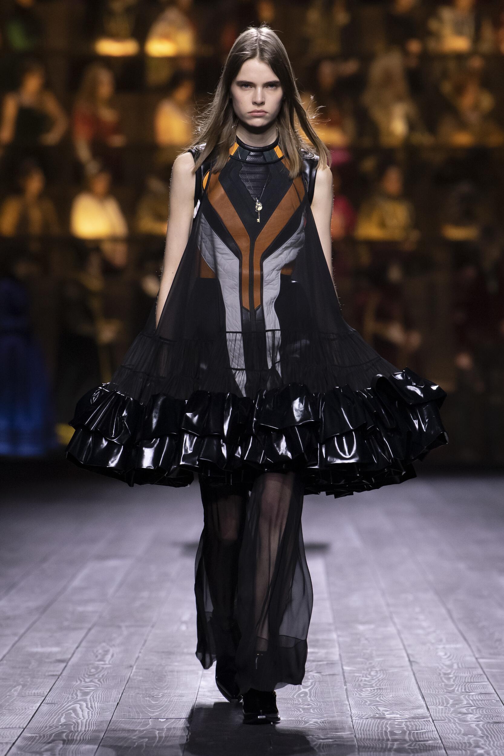 FW 2020-21 Fashion Show Louis Vuitton