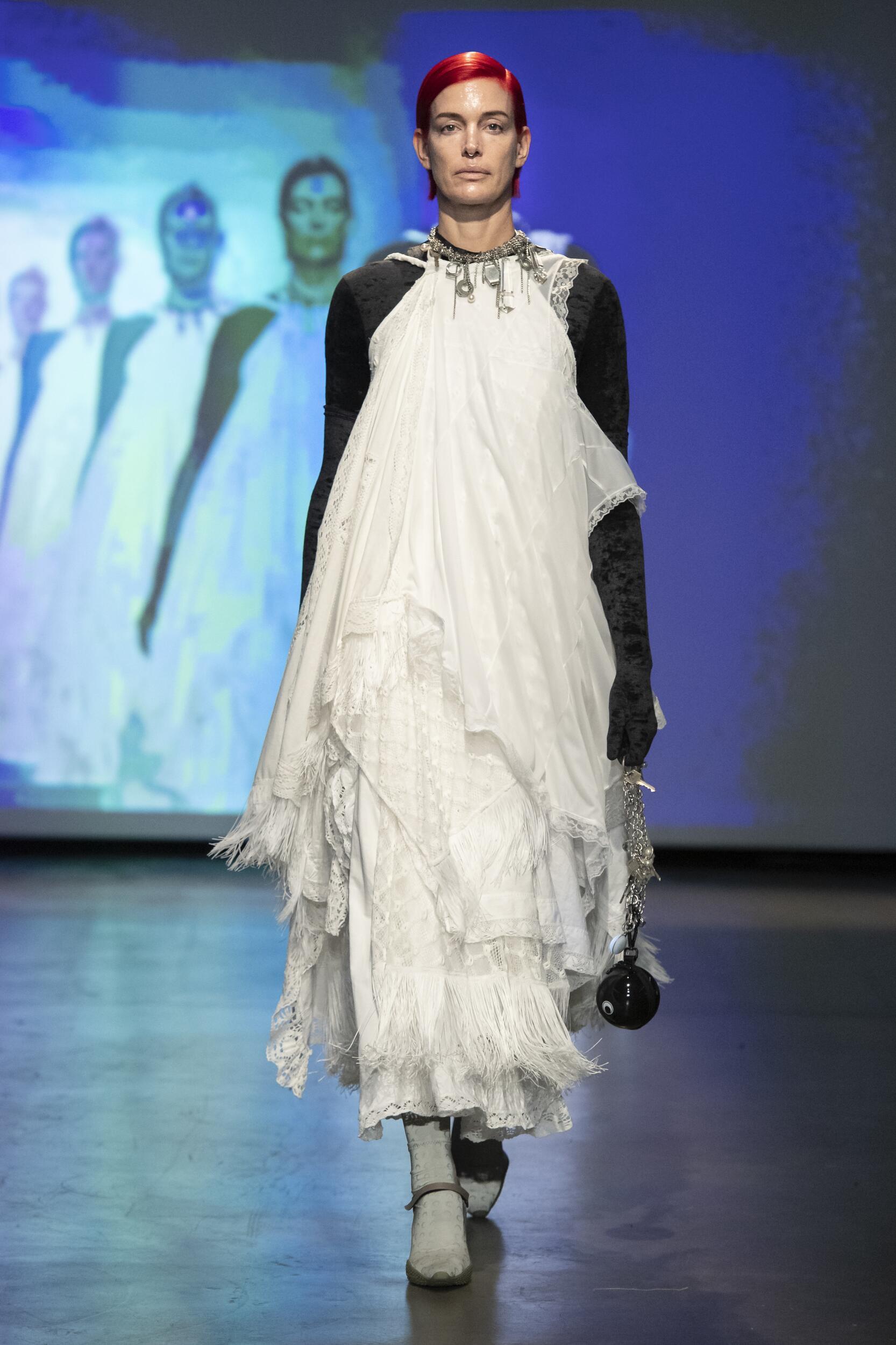 FW 2020-21 Fashion Show Marine Serre