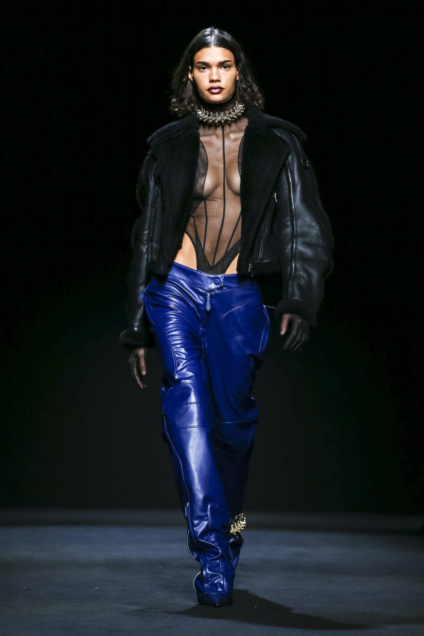 FW 2020-21 Fashion Show Mugler