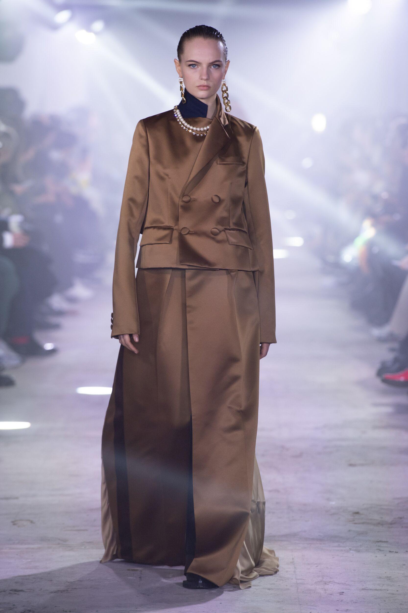 FW 2020-21 Fashion Show Sacai