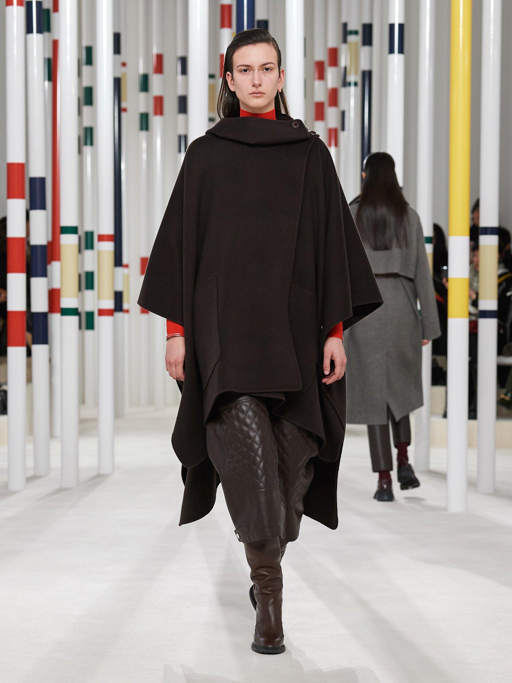 FW 2020-21 Hermès Fashion Show Paris
