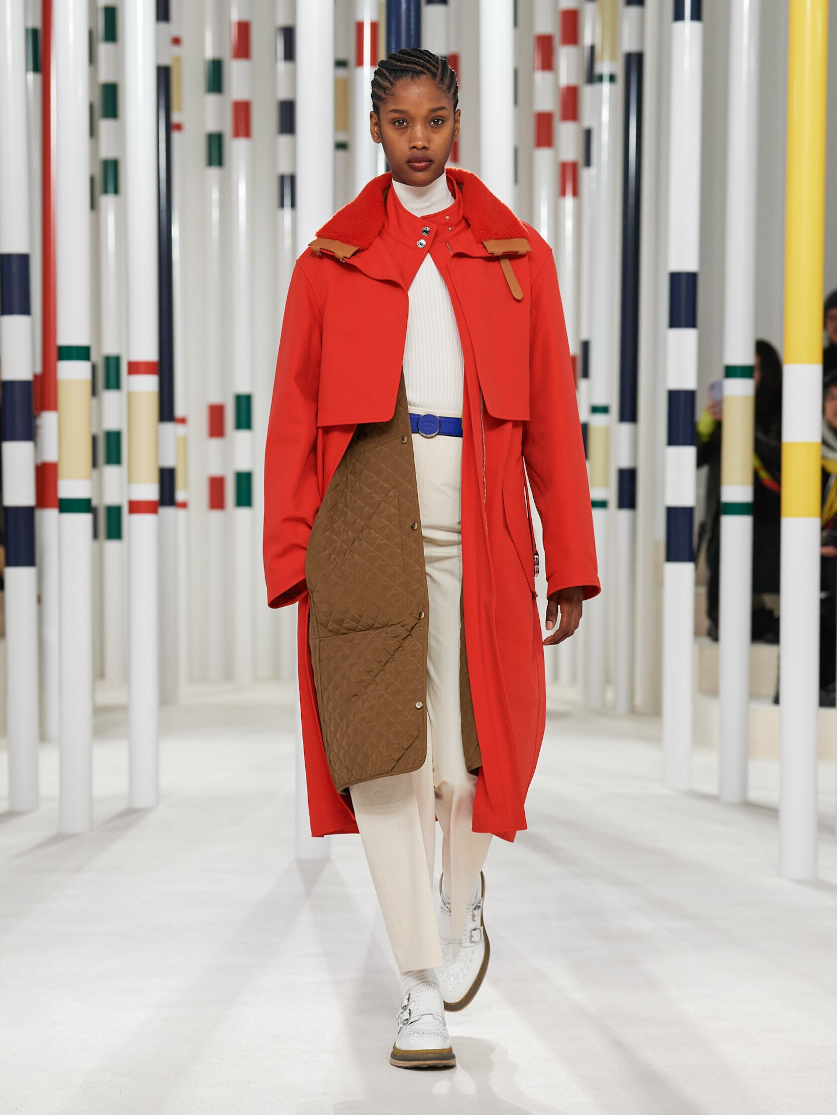FW 2020-21 Hermès Fashion Show