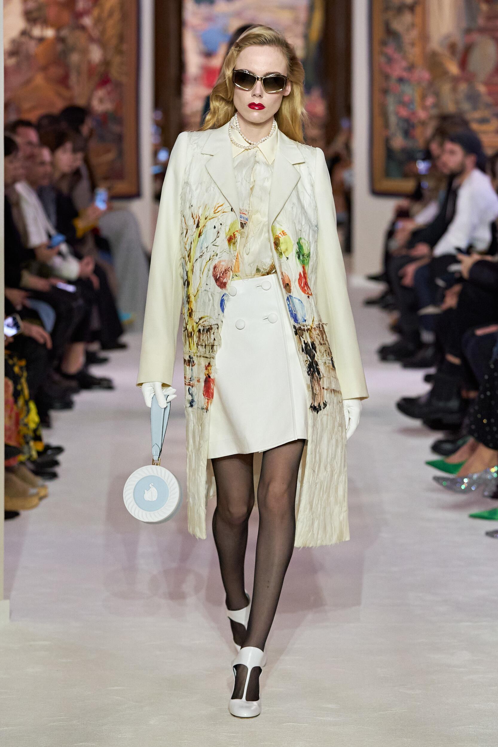FW 2020-21 Lanvin Fashion Show Paris