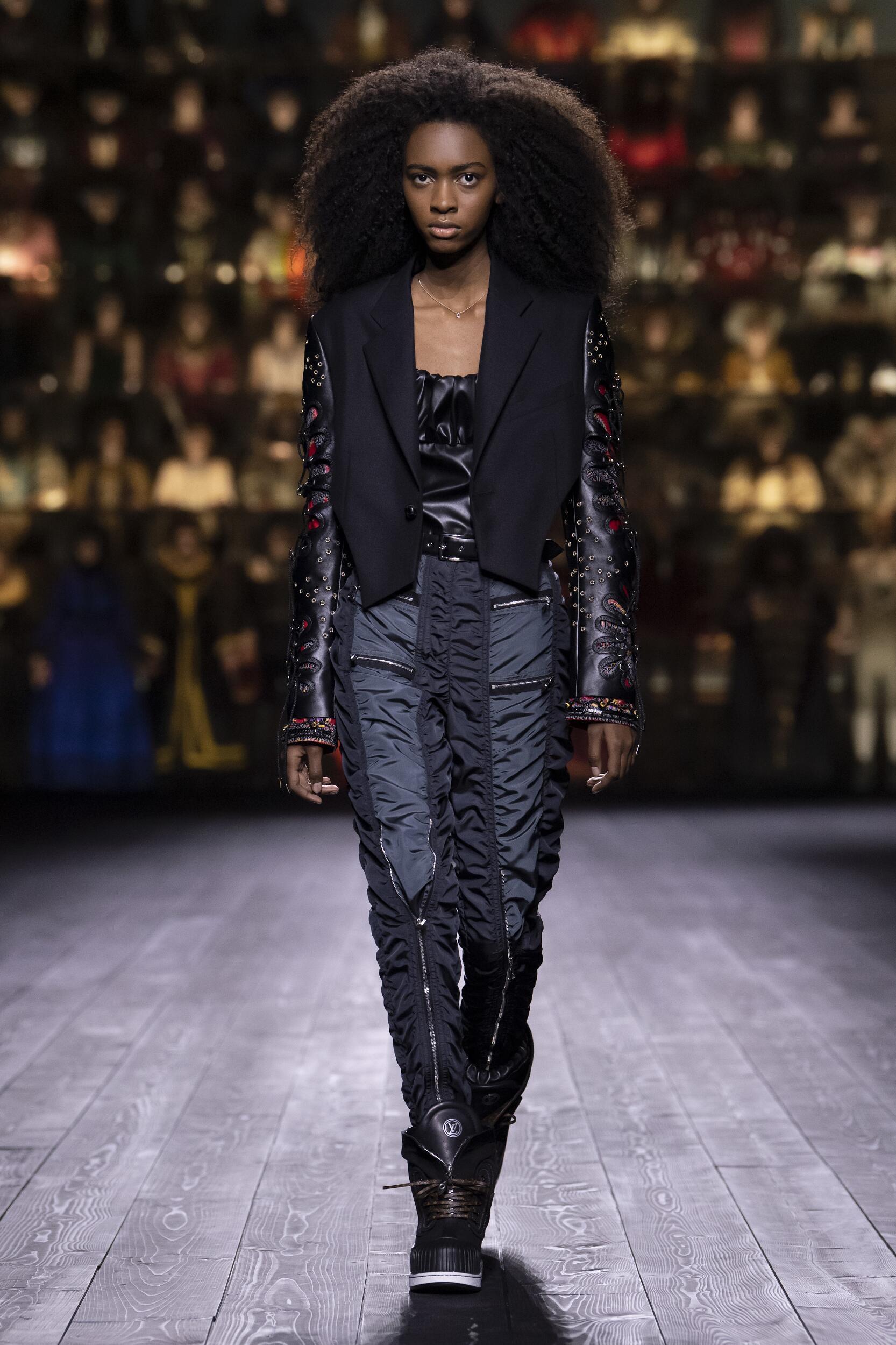 FW 2020-21 Louis Vuitton Fashion Show Paris