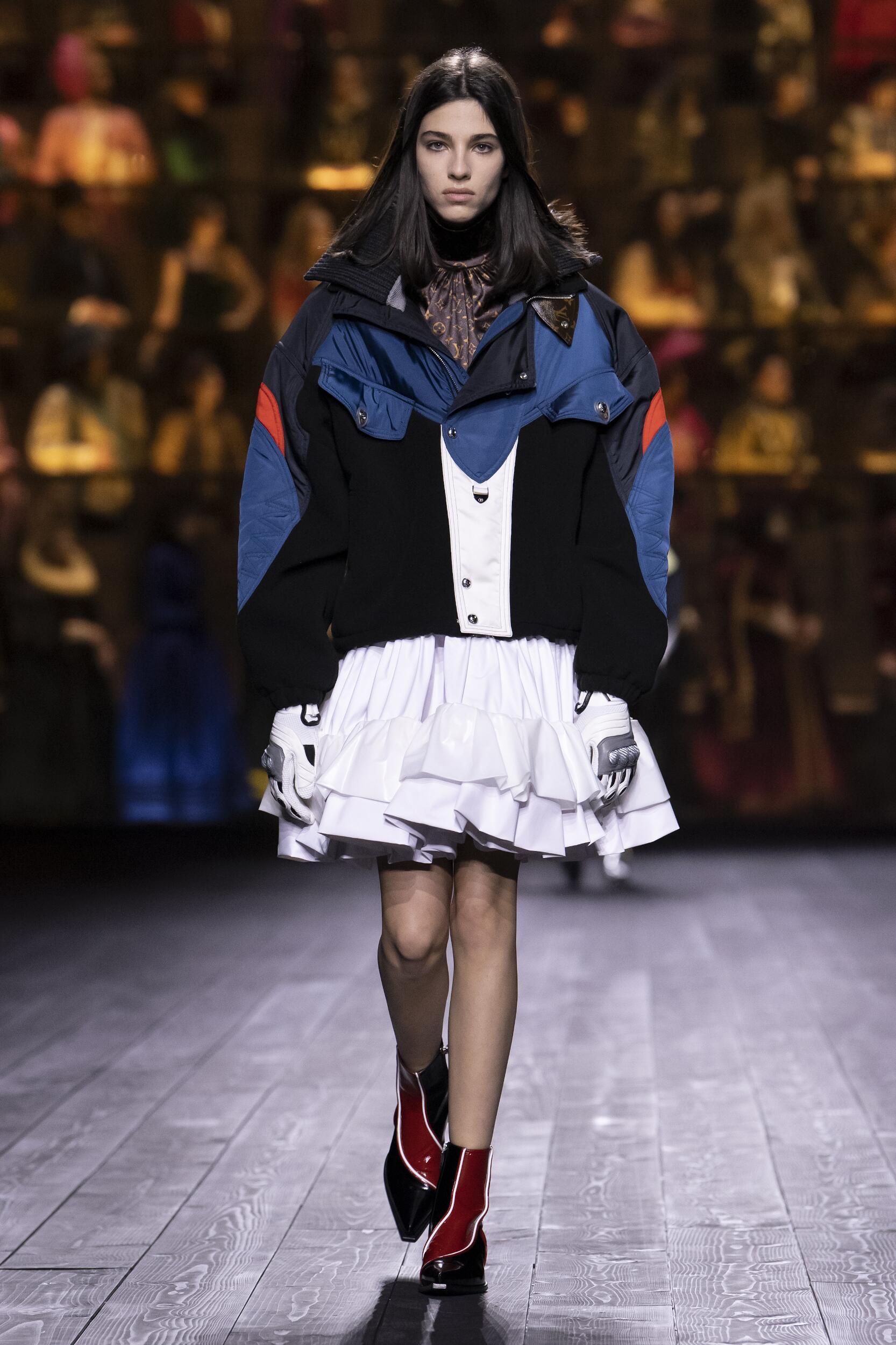 FW 2020-21 Louis Vuitton Fashion Show