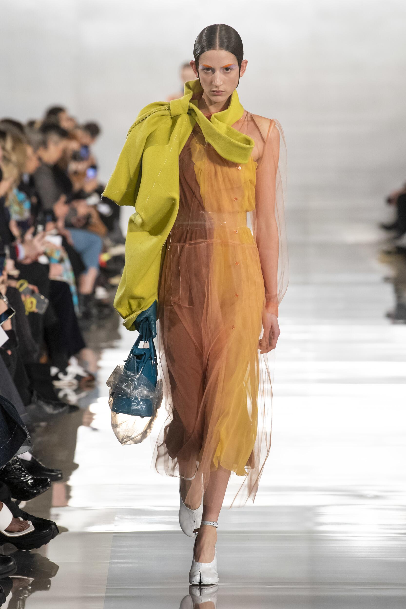 FW 2020-21 Maison Margiela Fashion Show