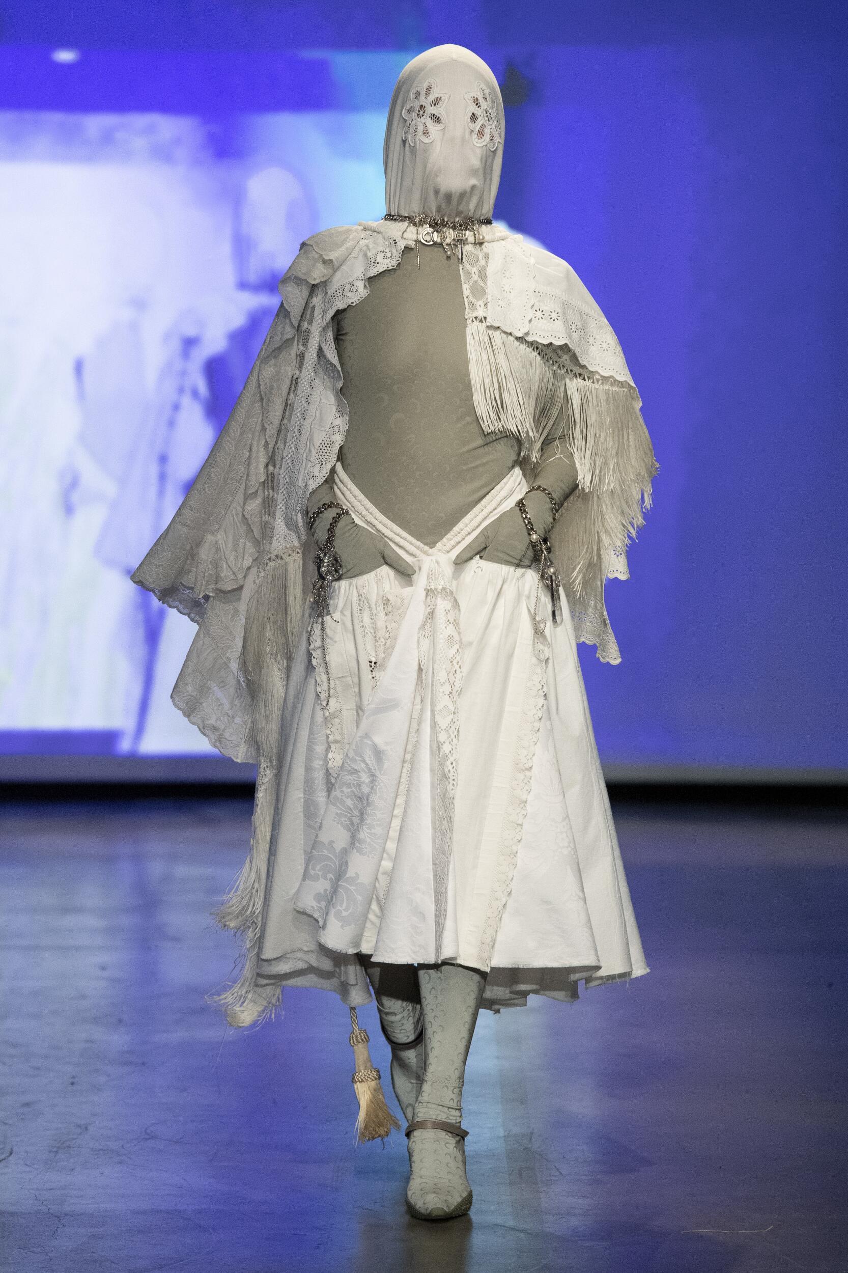 FW 2020-21 Marine Serre Fashion Show