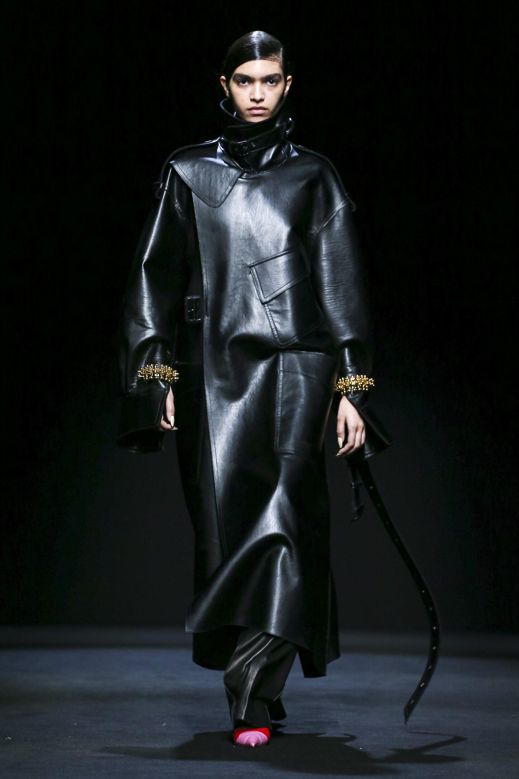 FW 2020-21 Mugler Fashion Show