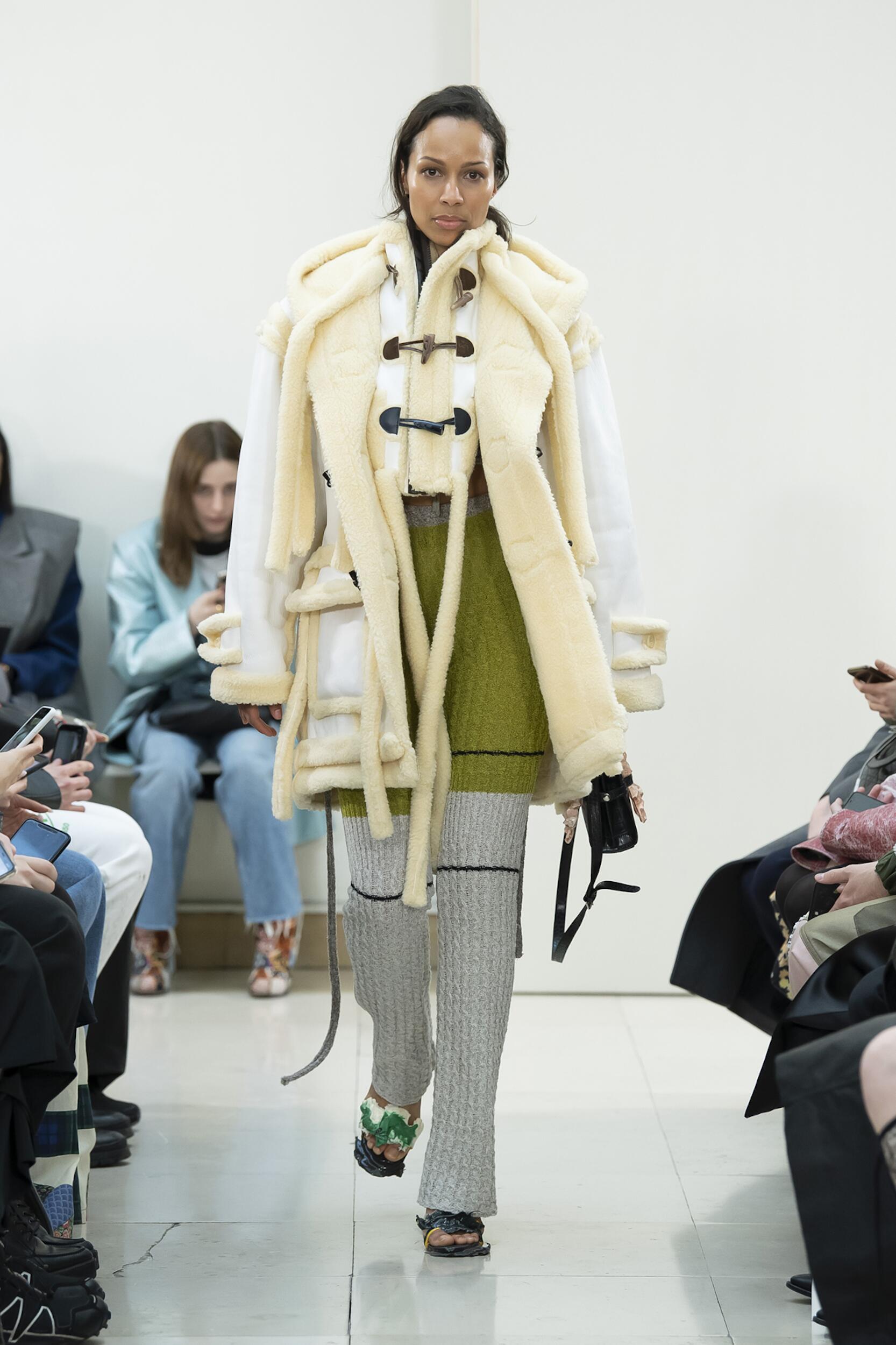 FW 2020-21 Ottolinger Fashion Show