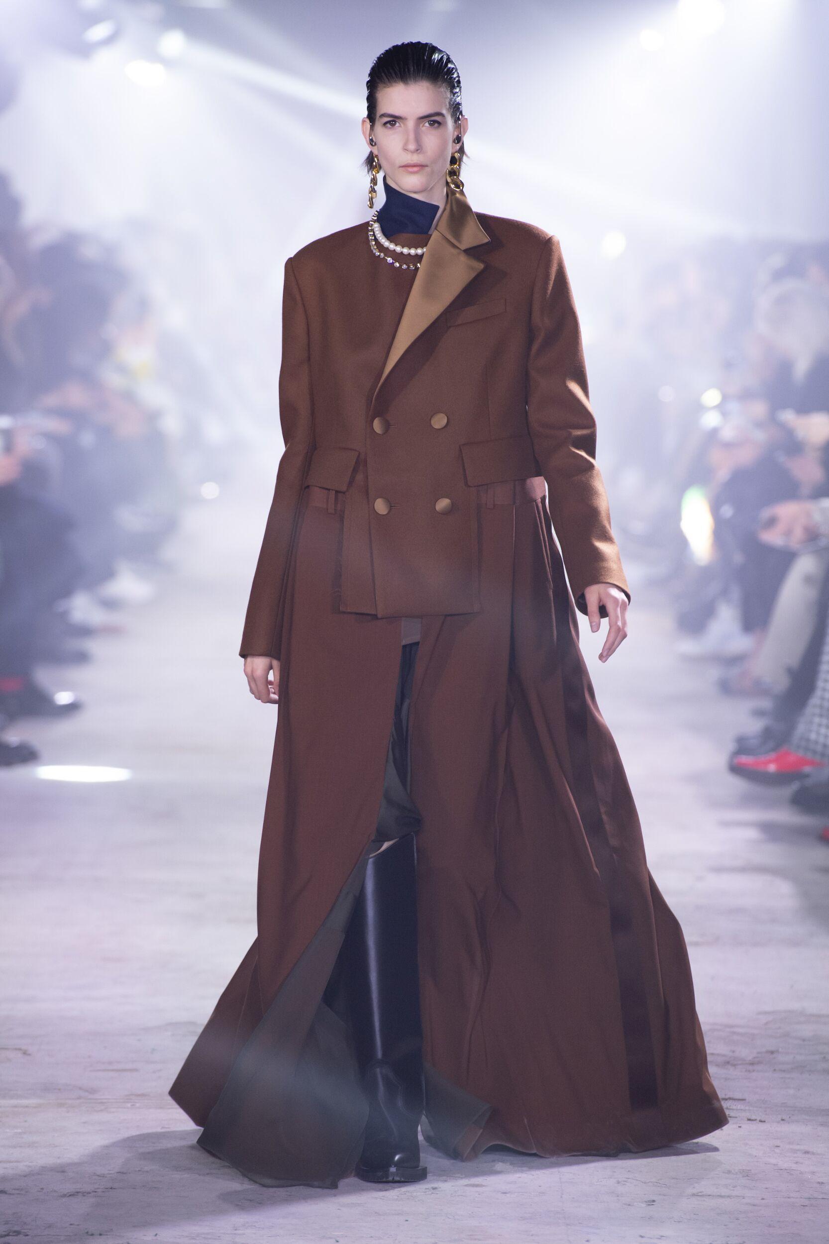 FW 2020-21 Sacai Fashion Show