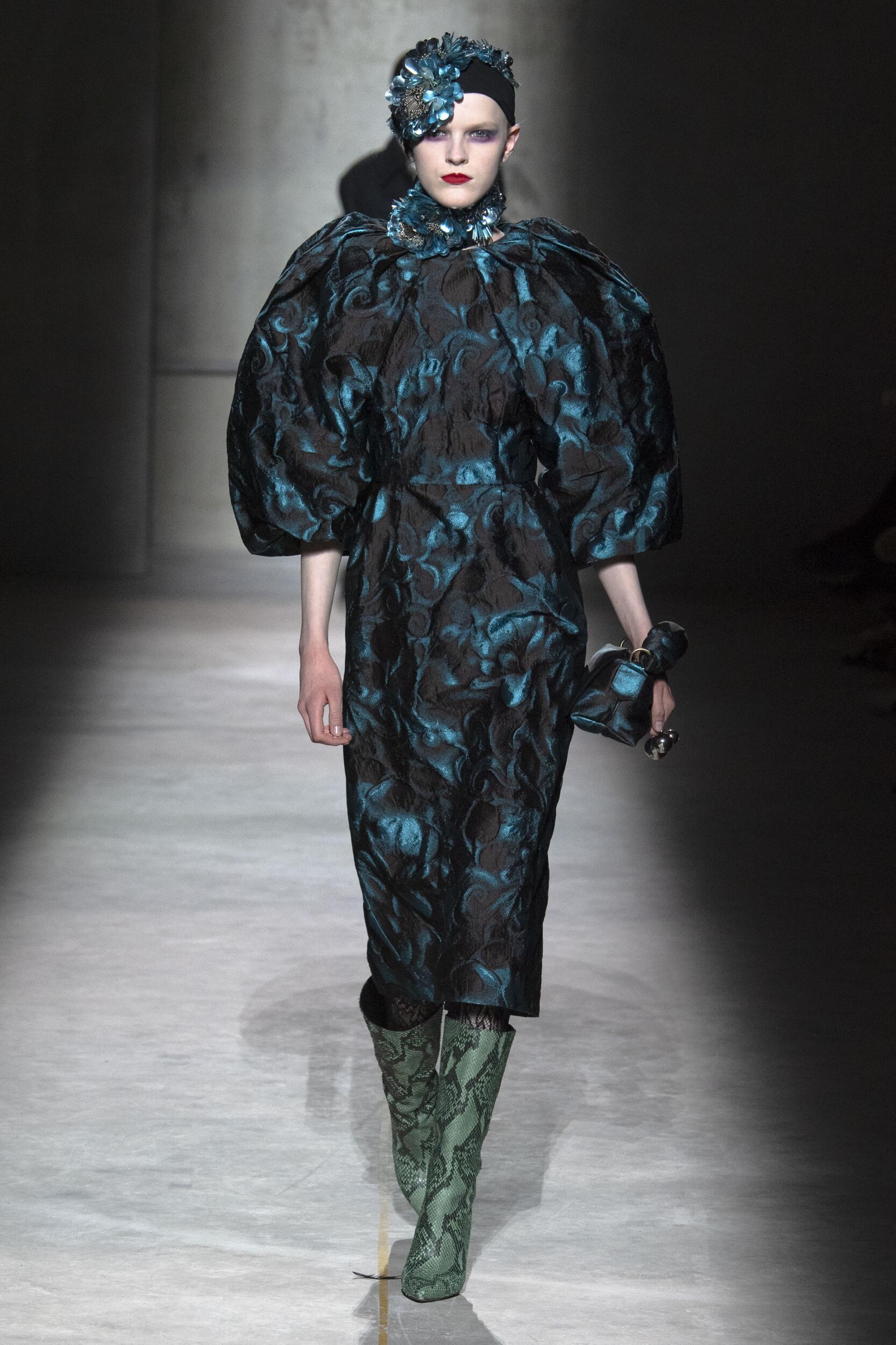 FW 2020 Dries Van Noten Show Paris Fashion Week