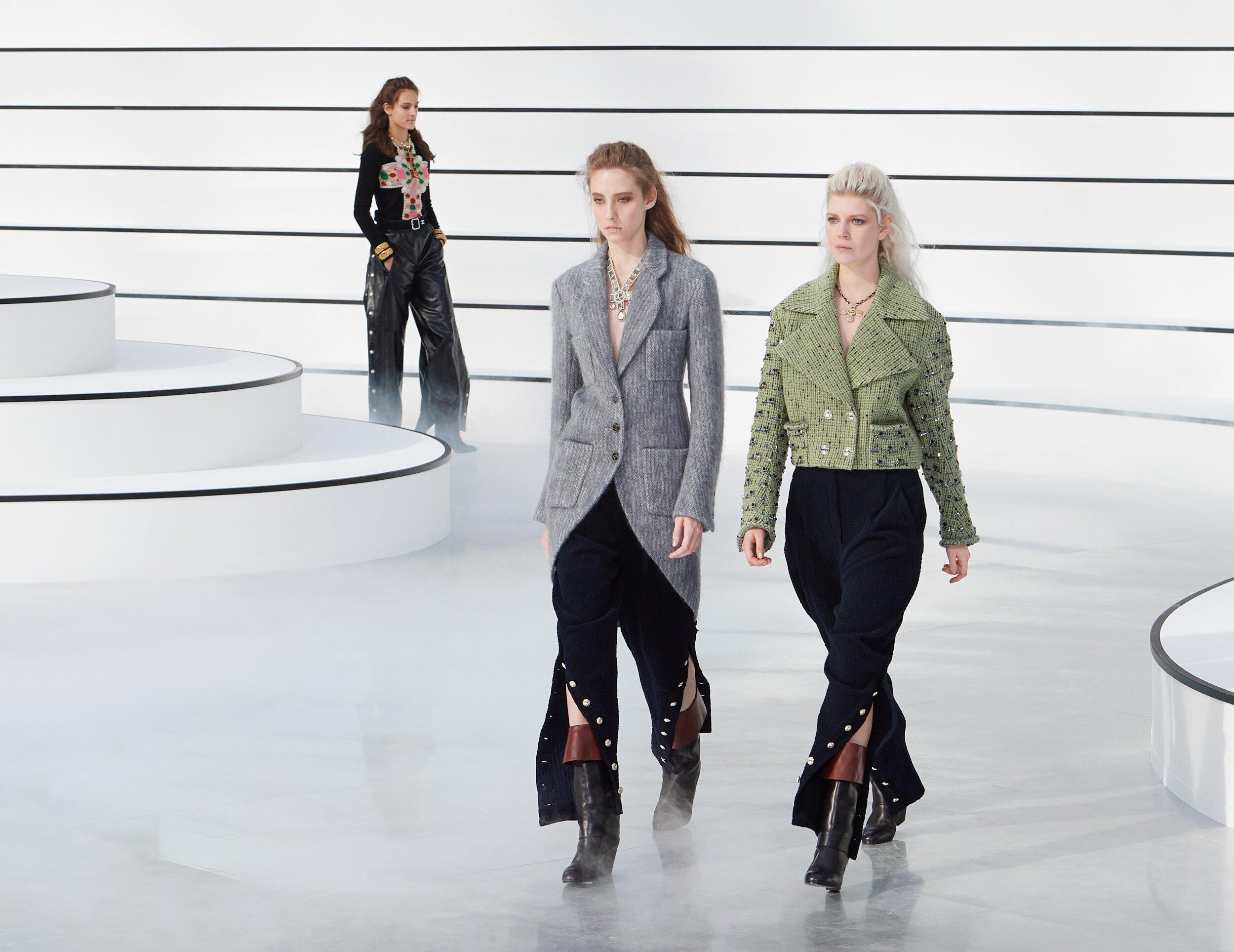 Fall 2020 Fashion Trends Chanel