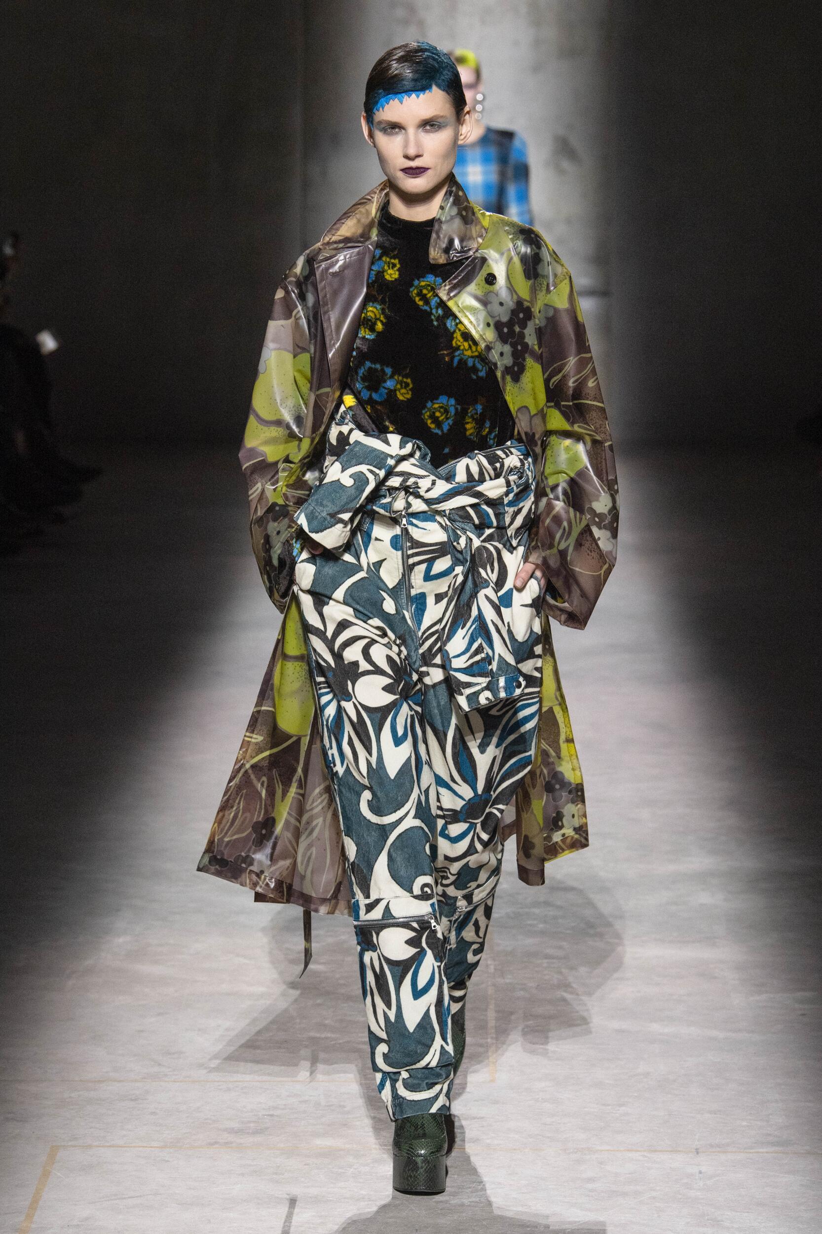 Fall 2020 Fashion Trends Dries Van Noten