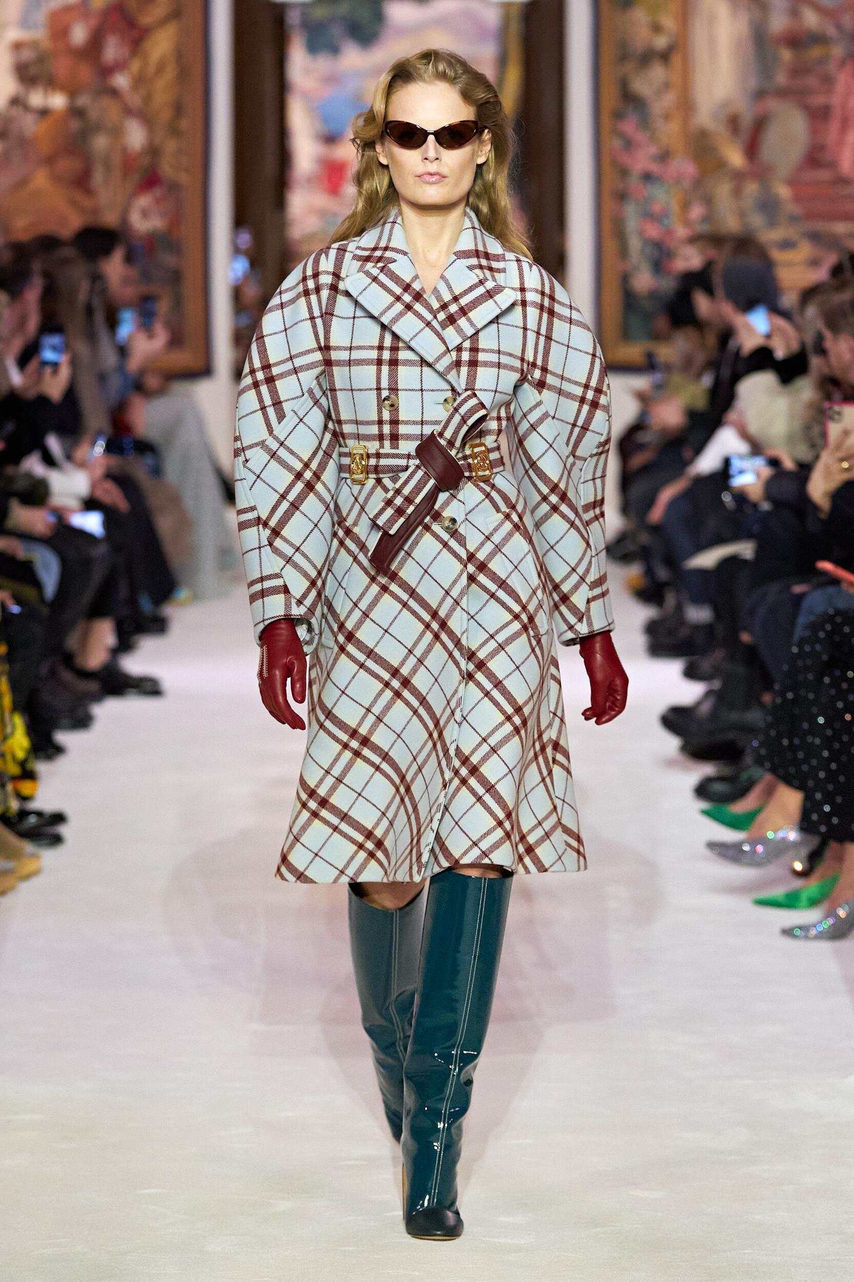 Fall 2020 Fashion Trends Lanvin