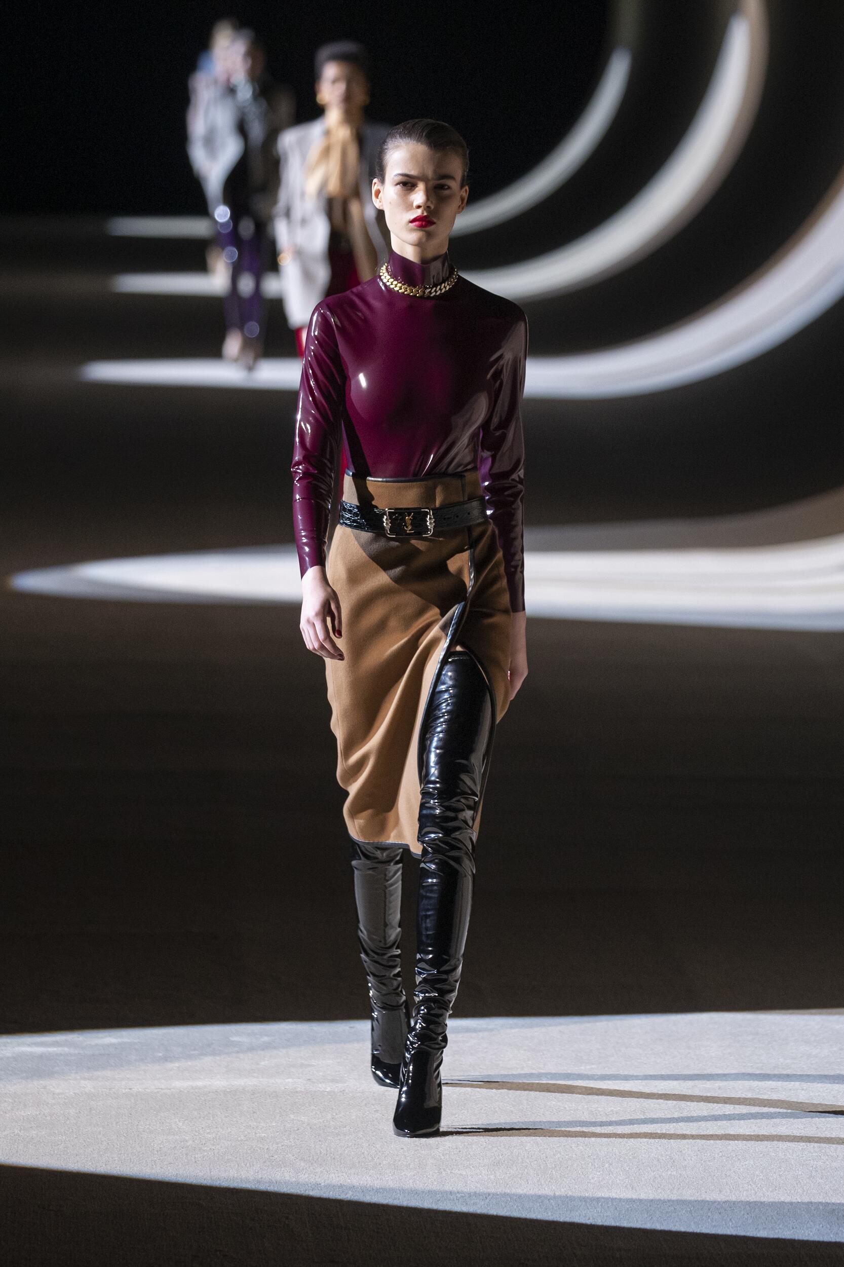 Fall 2020 Fashion Trends Saint Laurent