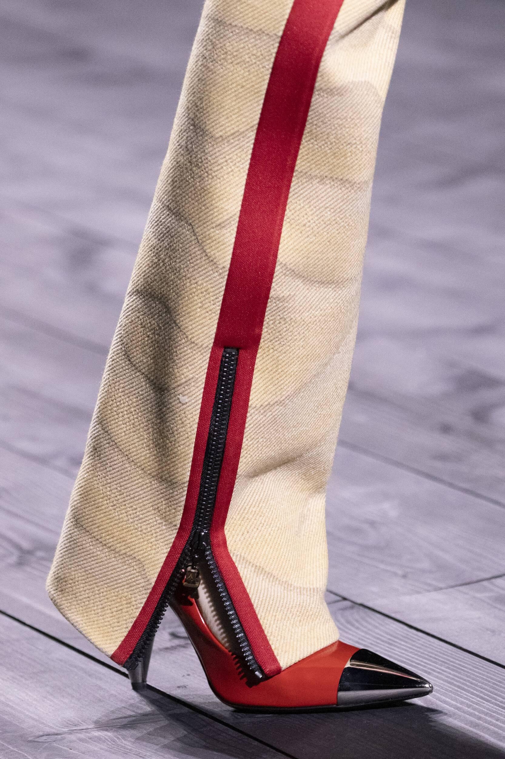 Fall 2020 Louis Vuitton Heels