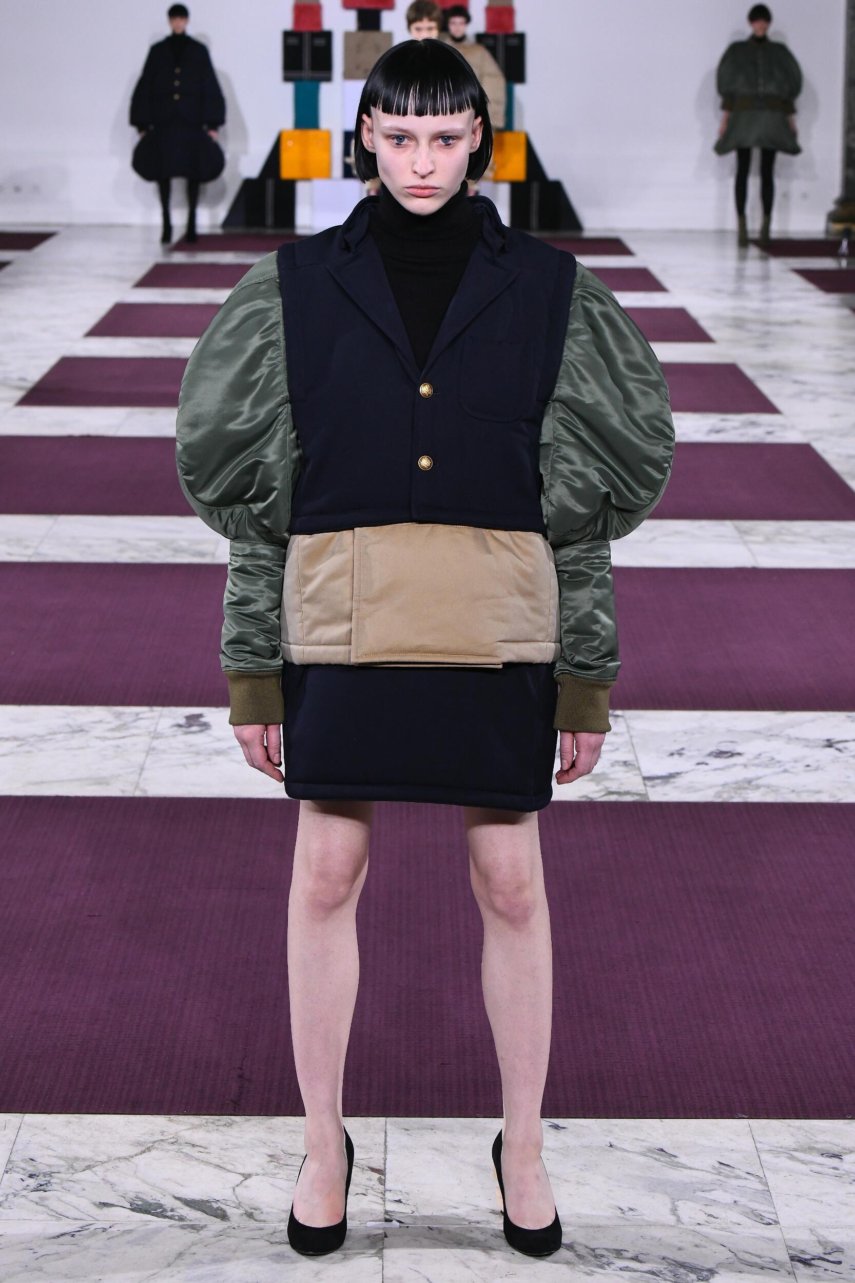 Fall 2020 Womenswear Anrealage