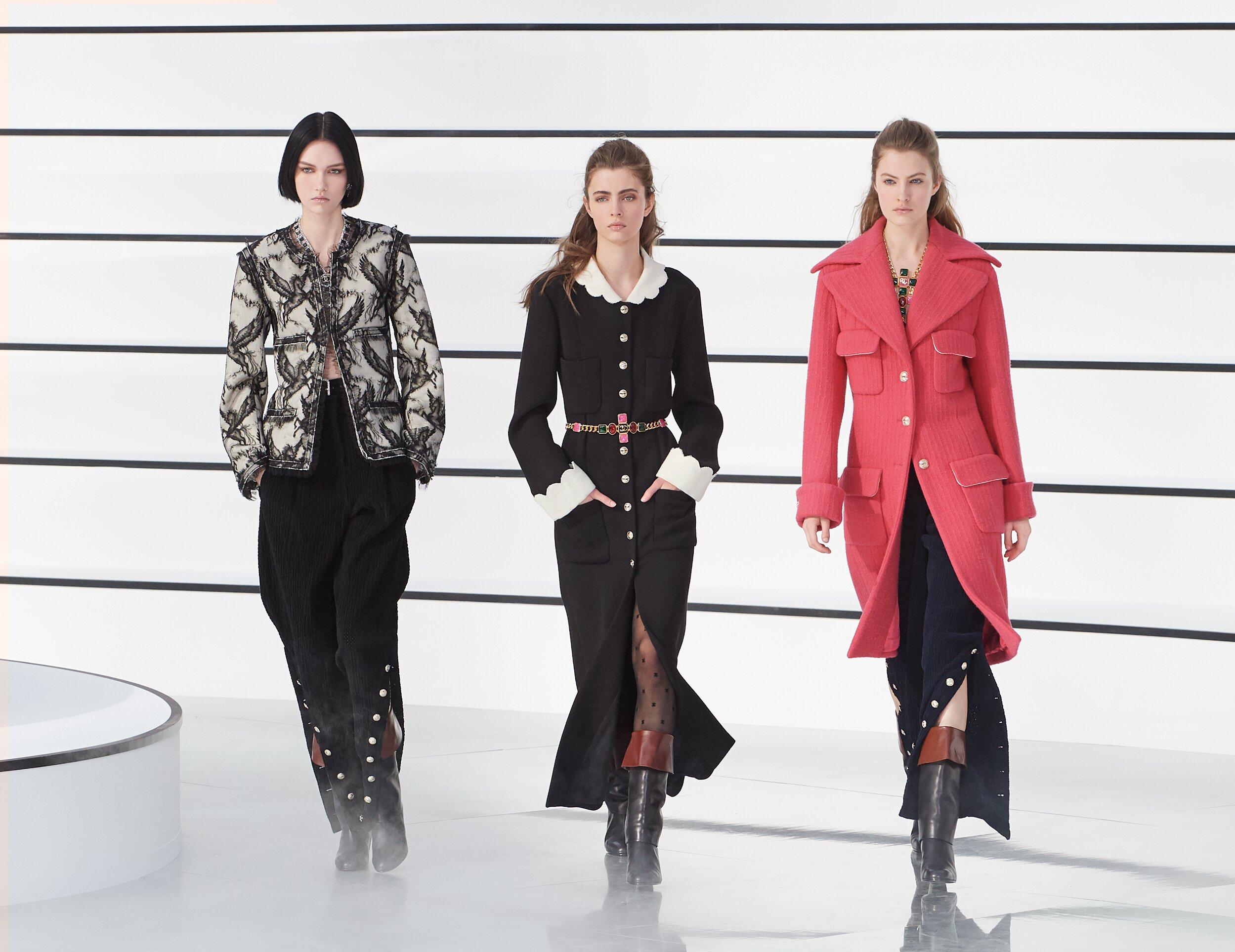 Fall 2020 Womenswear Chanel