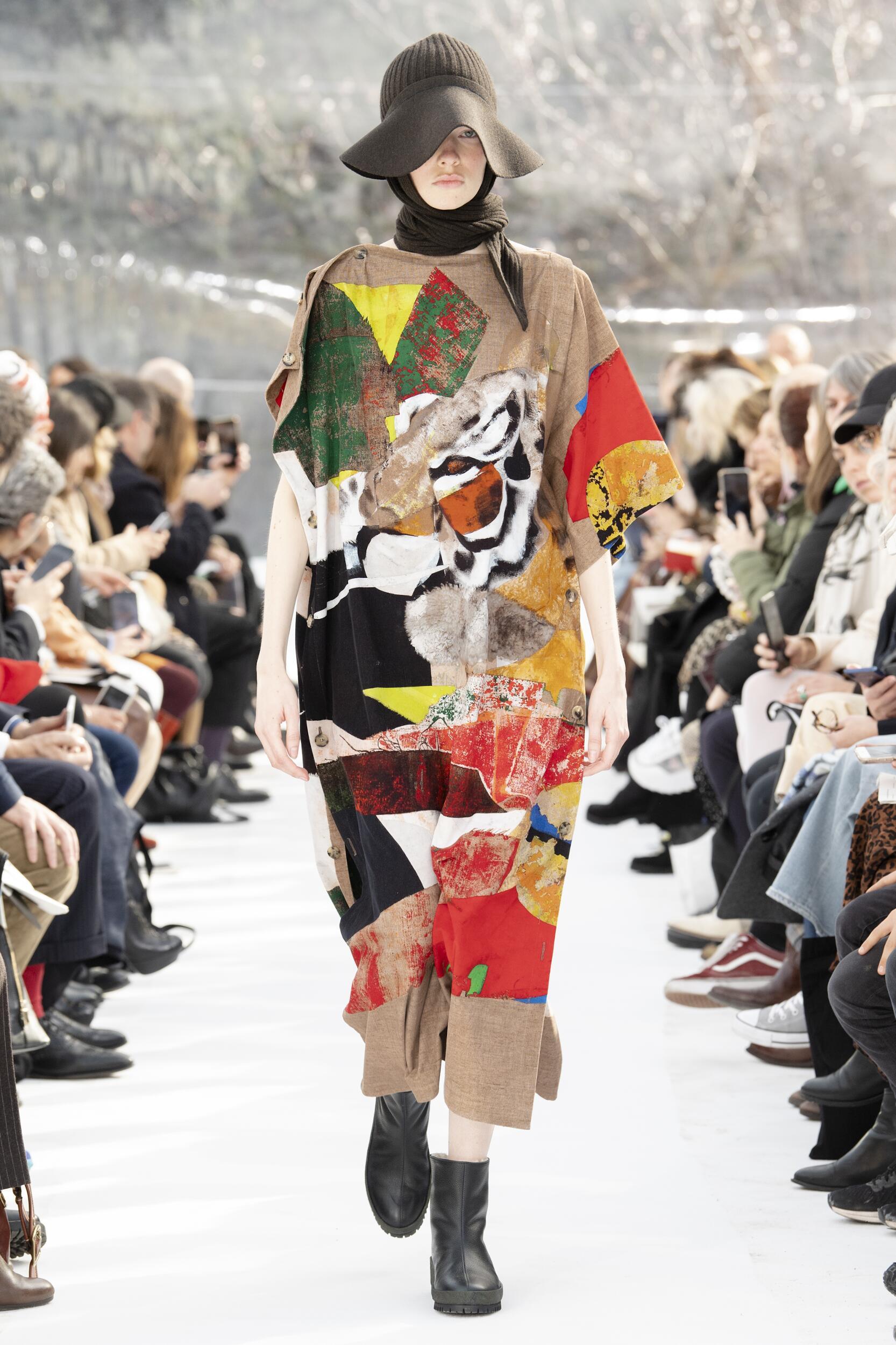 Fall 2020 Womenswear Kenzo
