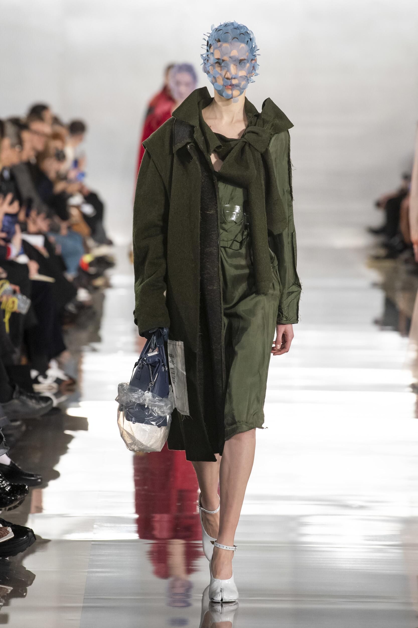 Fall 2020 Womenswear Maison Margiela