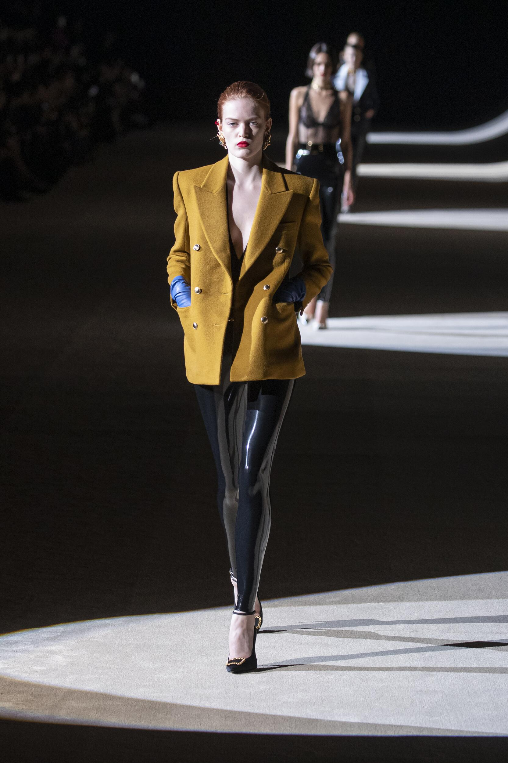 Fall 2020 Womenswear Saint Laurent