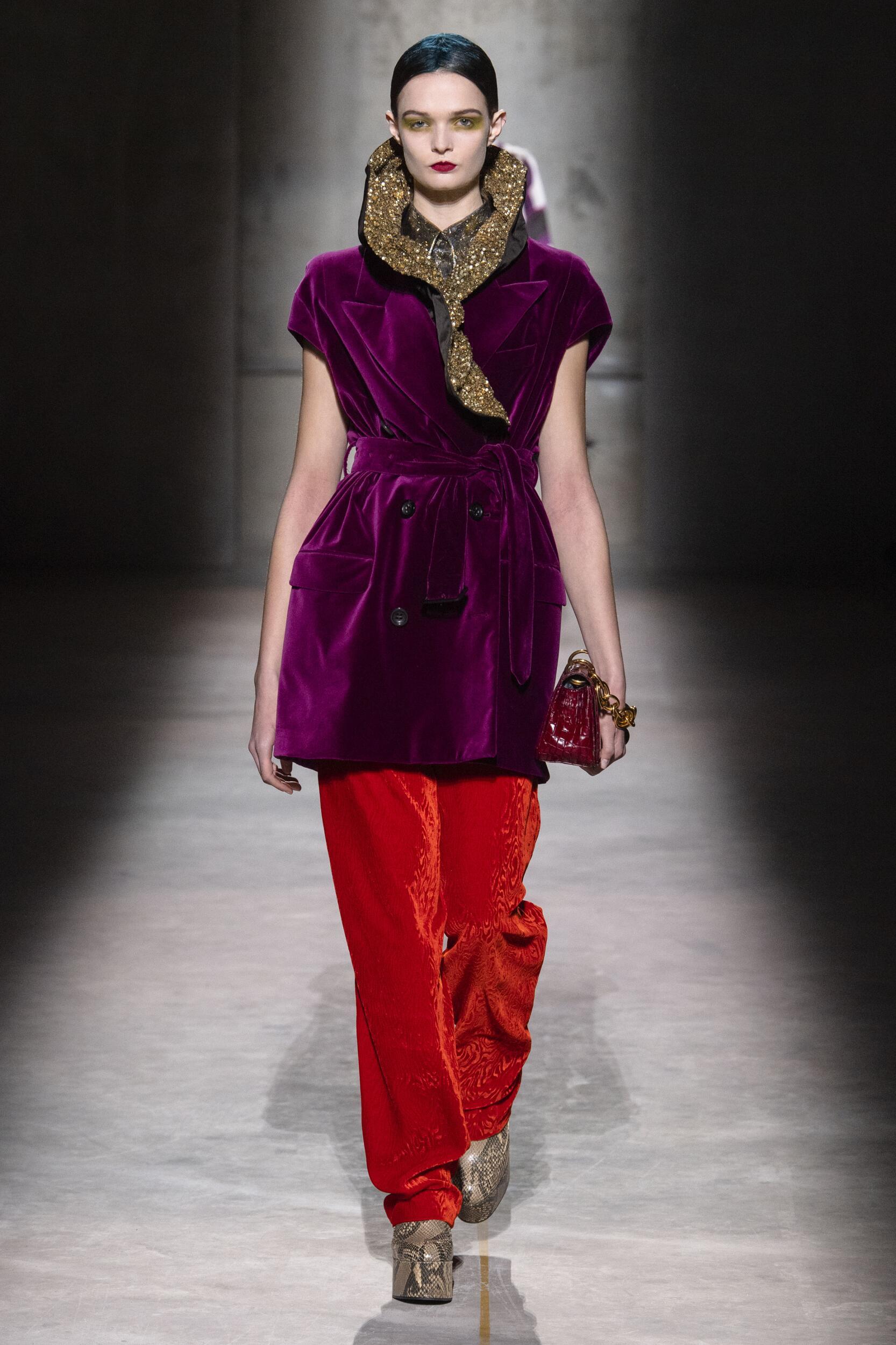Fall Fashion 2020 Dries Van Noten
