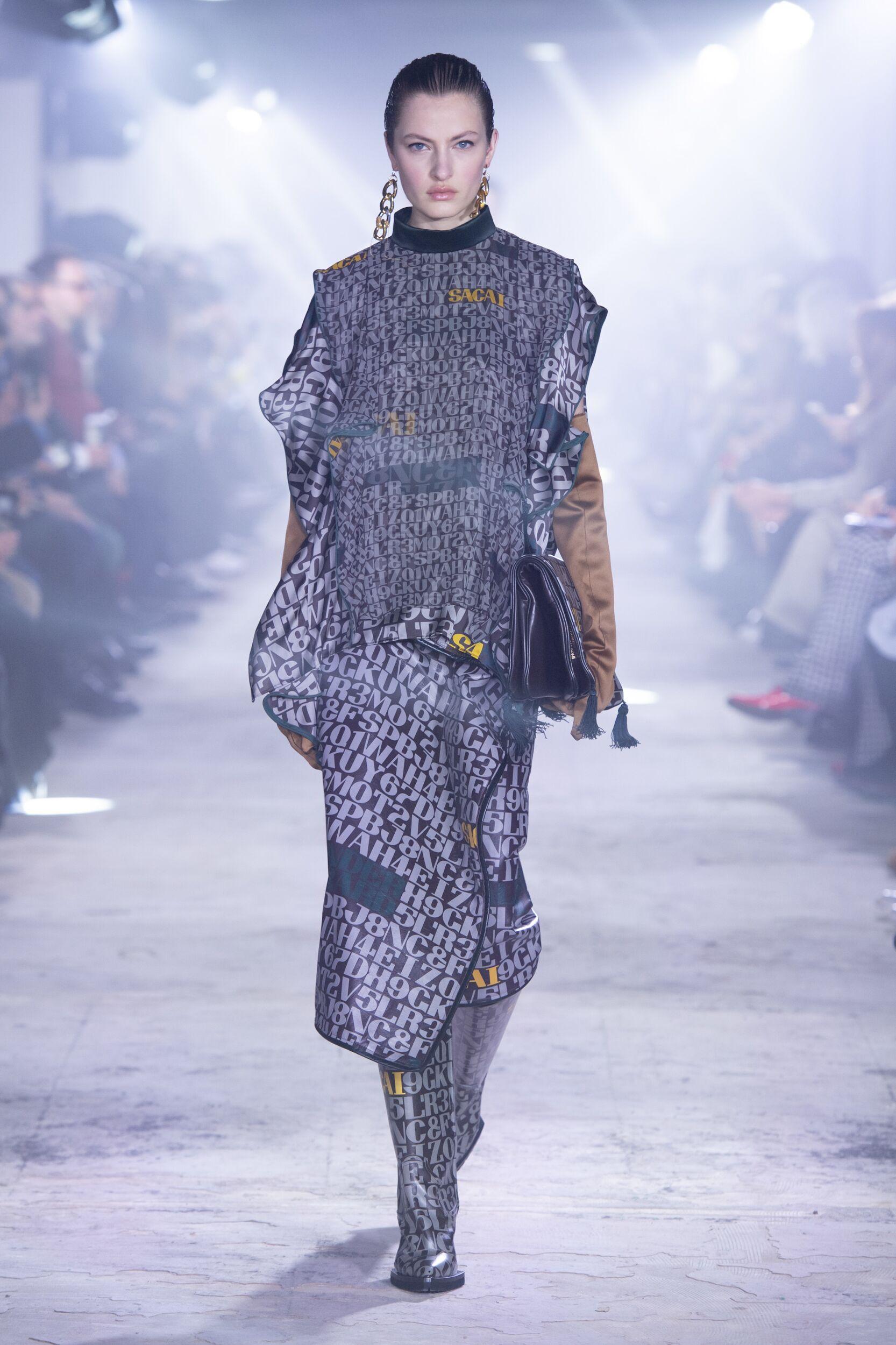 Fall Fashion 2020 Sacai