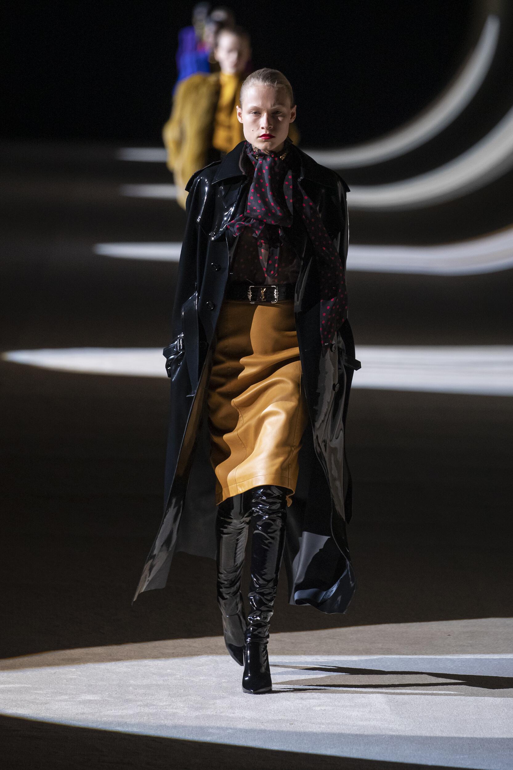 Fall Fashion 2020 Saint Laurent