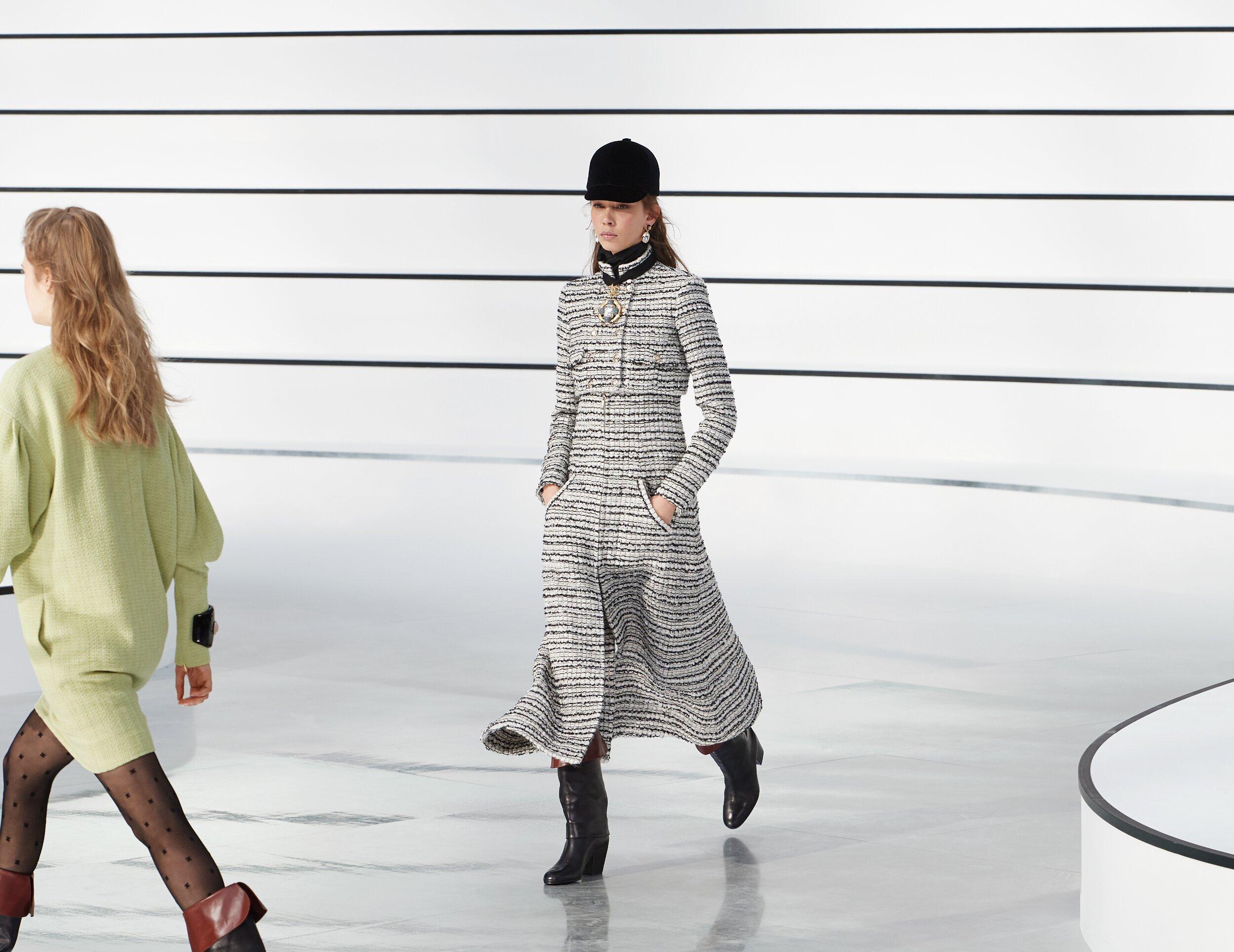 Fall Fashion Trends 2020-21 Chanel