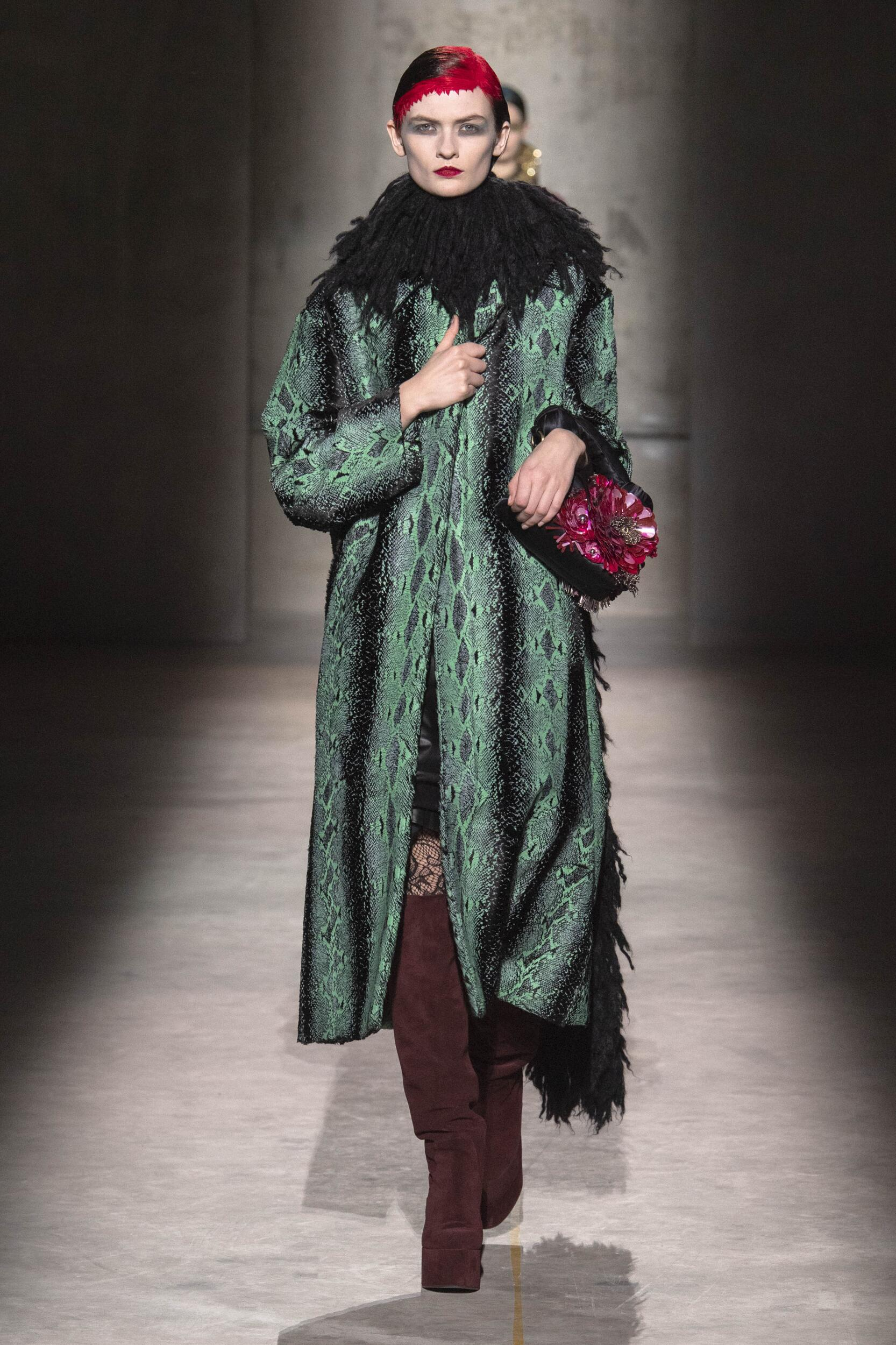 Fall Fashion Trends 2020-21 Dries Van Noten