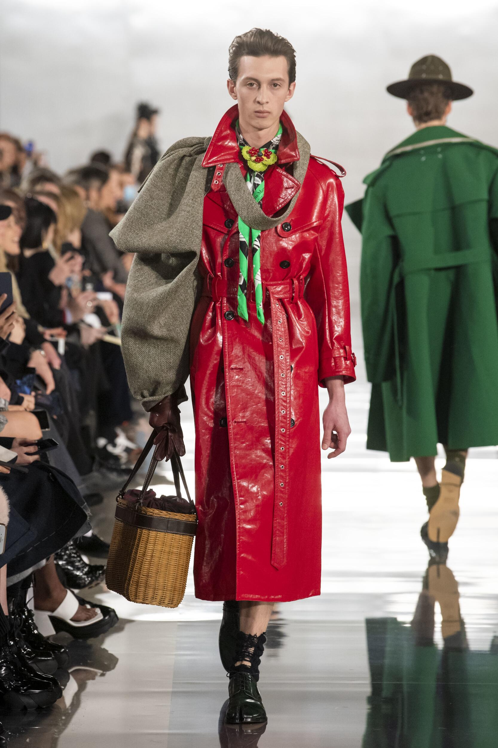 Fall Fashion Trends 2020-21 Maison Margiela