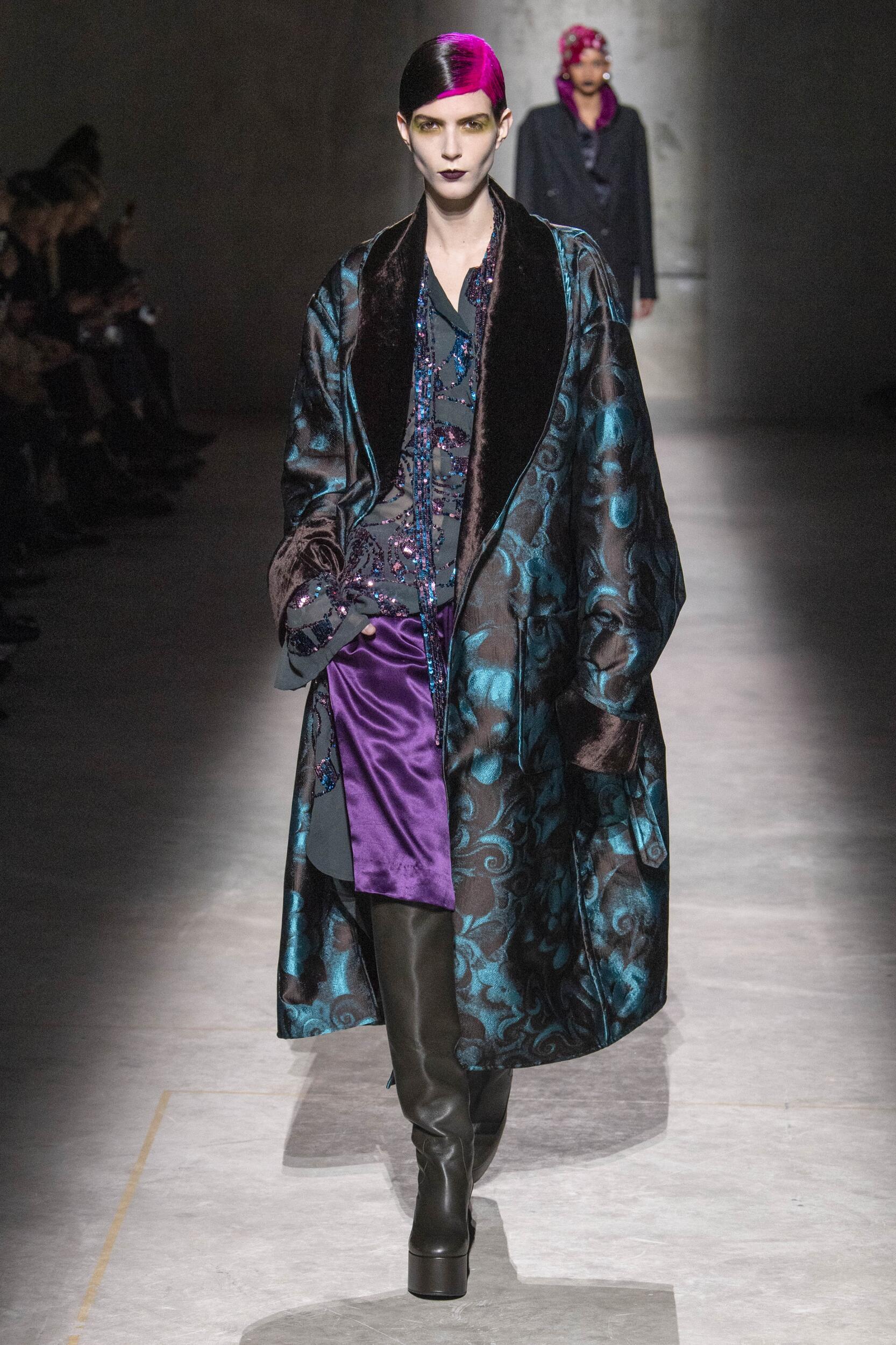 Fall Winter Fashion Trends 2020 Dries Van Noten