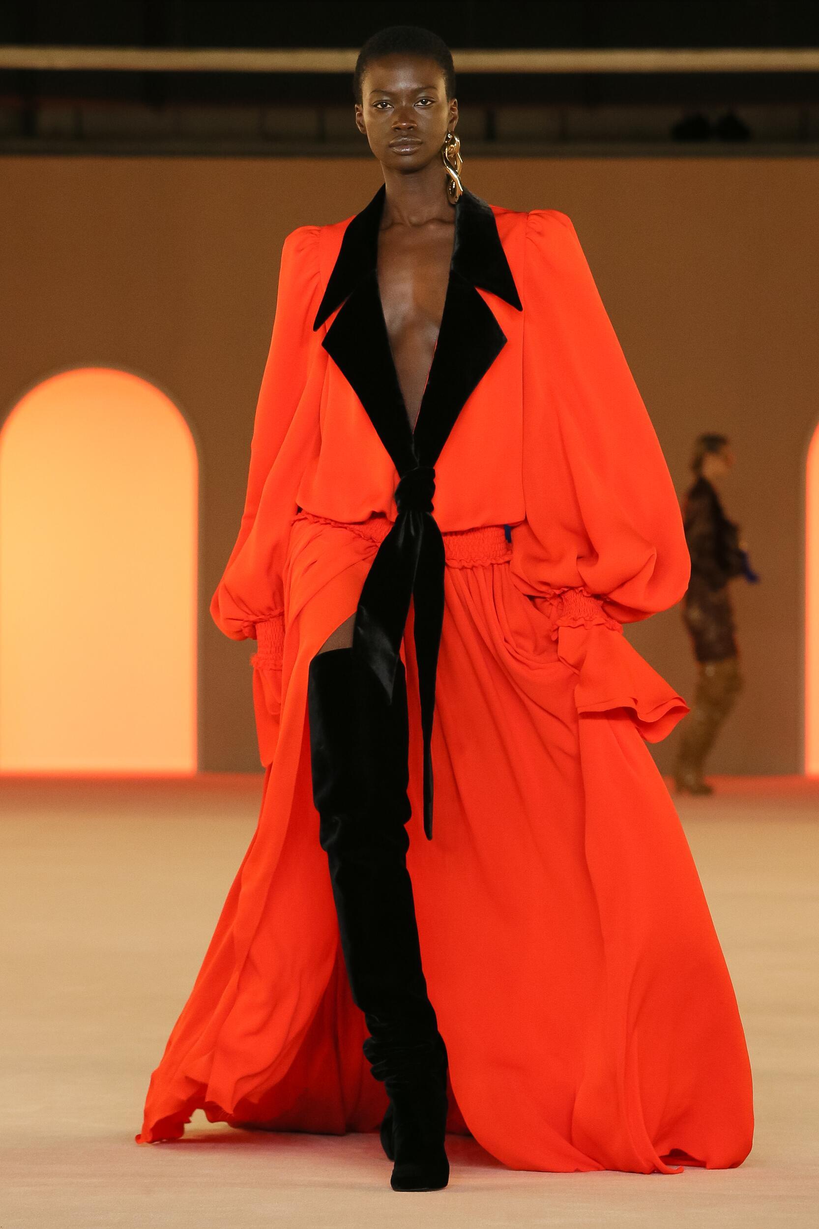 Fashion 2020 Catwalk Balmain Winter Womens Collection