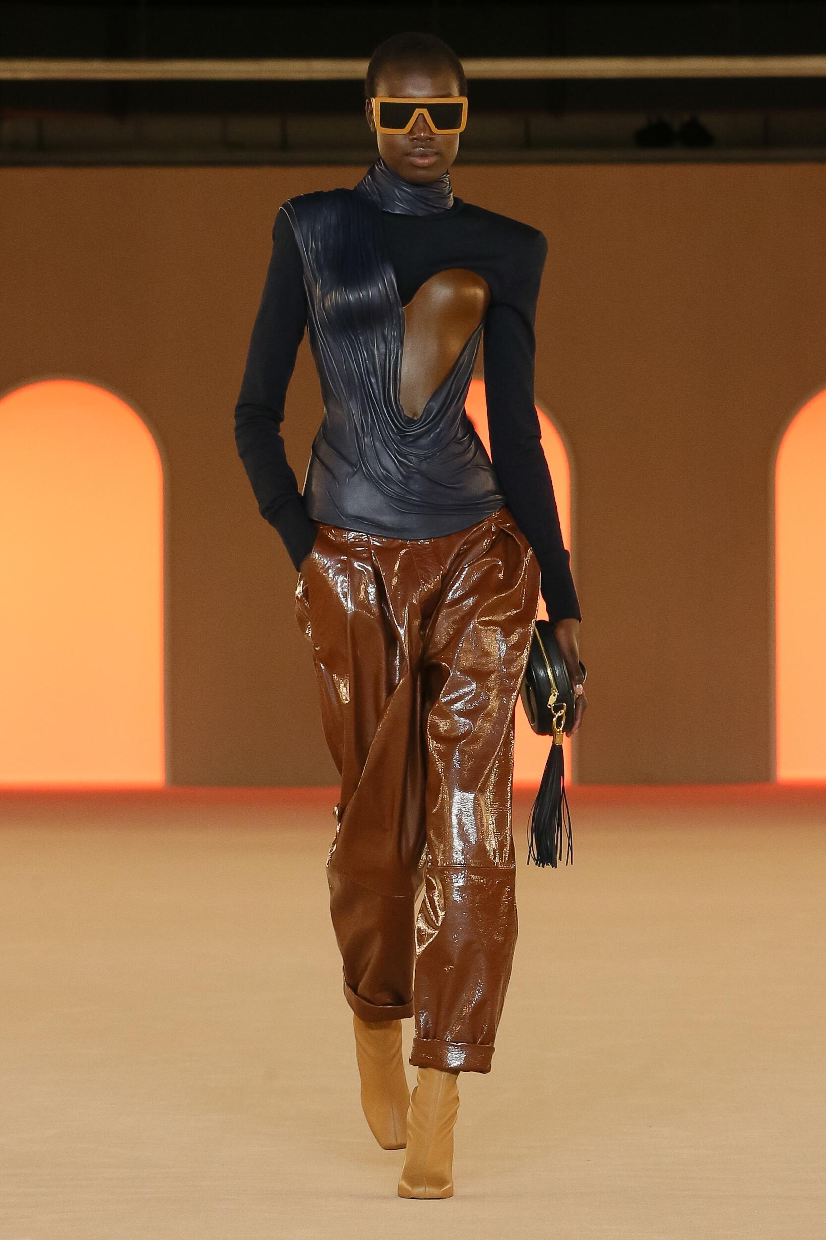 Fashion 2020 Runway Balmain Winter