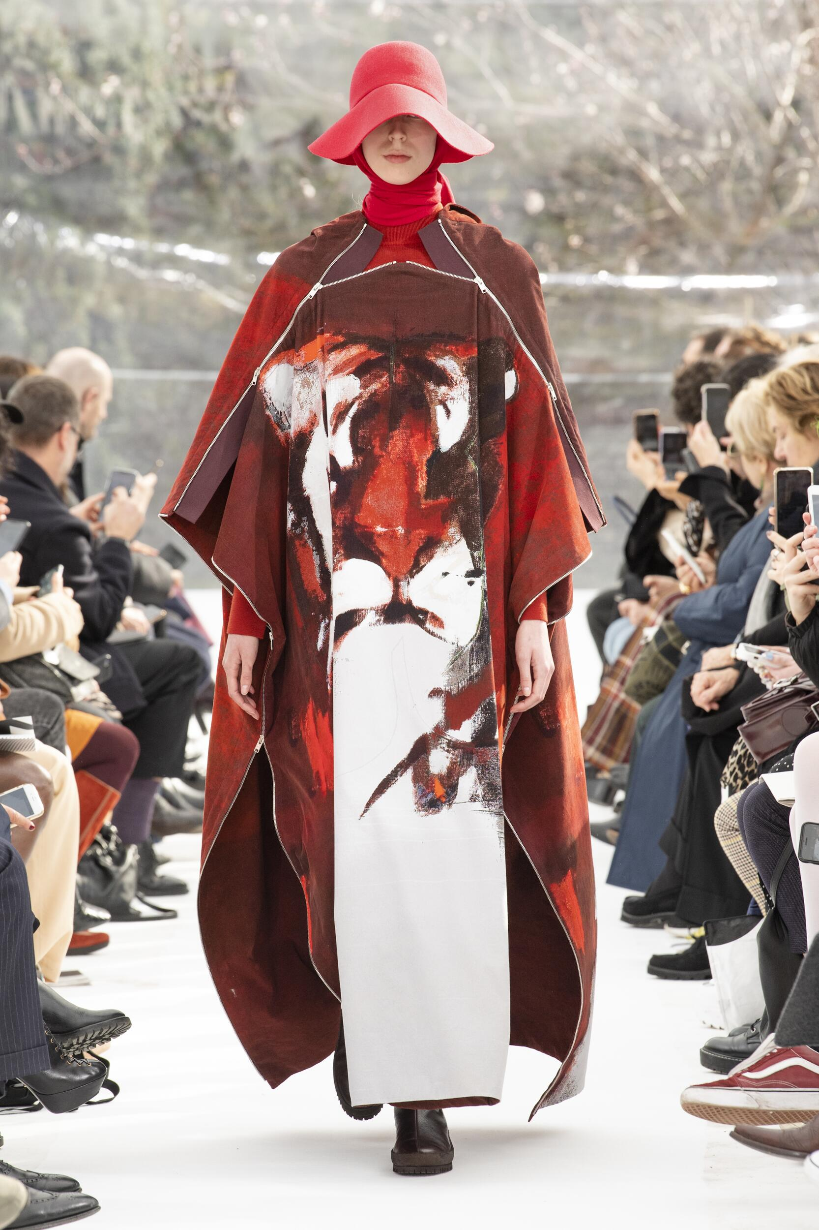 Fashion 2020 Runway Kenzo Winter