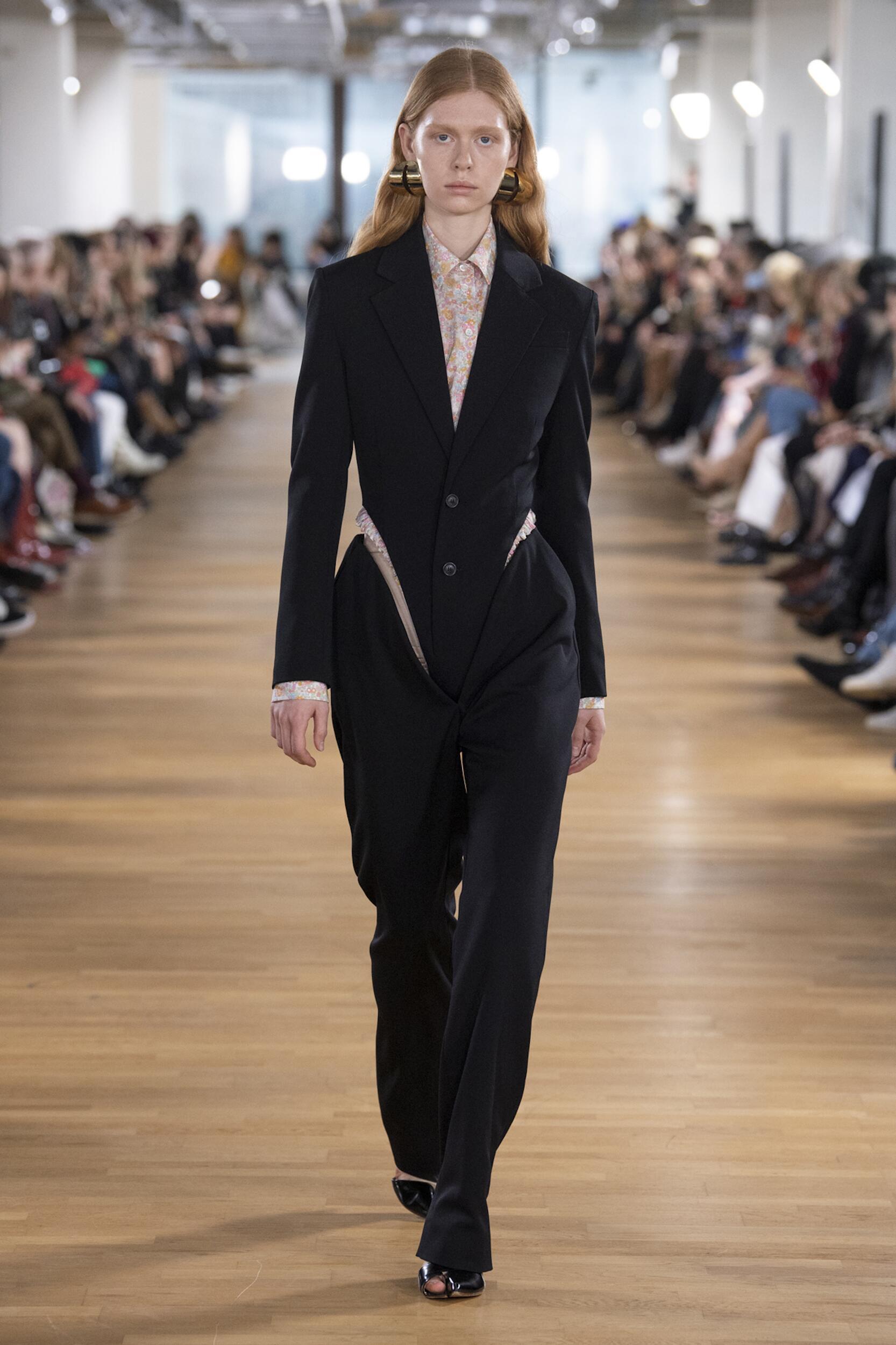 Fashion 2020 Runway Woman Y/Project Winter