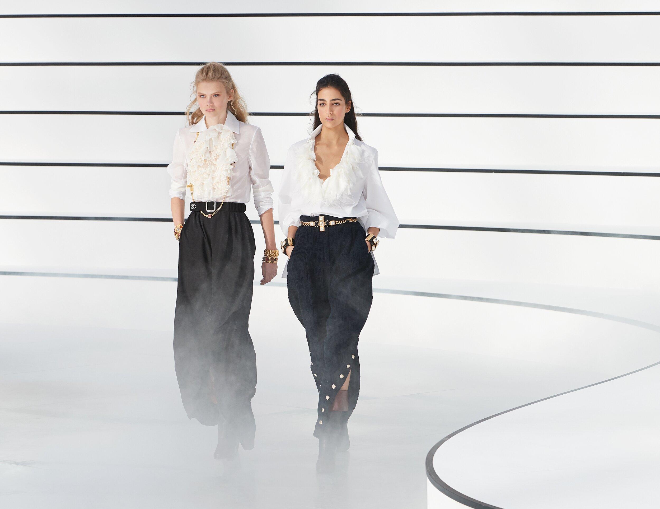 Fashion Week 2020 Catwalk Chanel