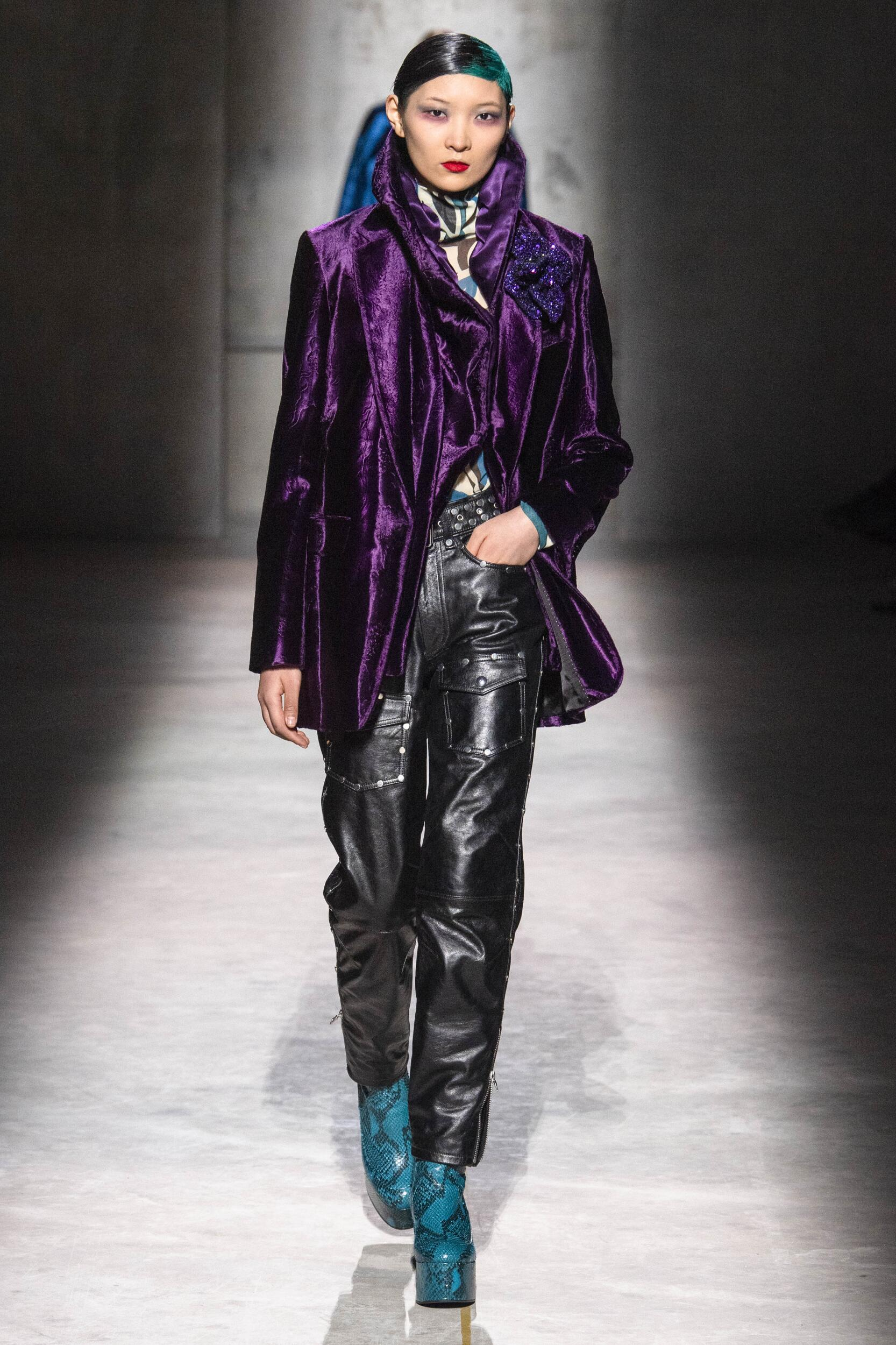 Fashion Week 2020 Catwalk Dries Van Noten